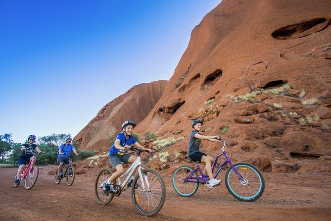 Outback Cycling Uluru Bike Ride - Accommodation Coffs Harbour