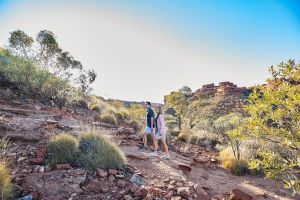 Kings Canyon Guided Rim Walk - Accommodation Coffs Harbour