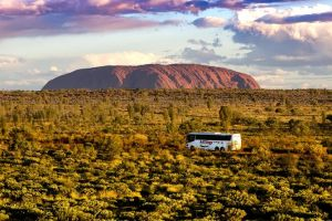 Coach Transfer from Kings Canyon Resort to Ayers Rock Resort - Accommodation Coffs Harbour