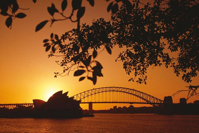 4-Day Sydney Tour City Sightseeing Sydney Harbour Cruise and the Blue Mountains - Accommodation Coffs Harbour