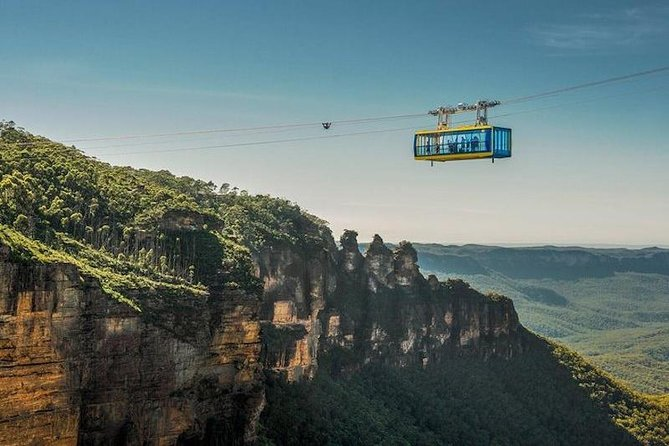 All-Inclusive Blue Mountains Tour in a Luxury Mercedes Sprinter - Accommodation Coffs Harbour
