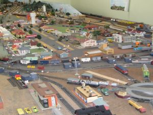 Heywood Model Trains - Accommodation Coffs Harbour