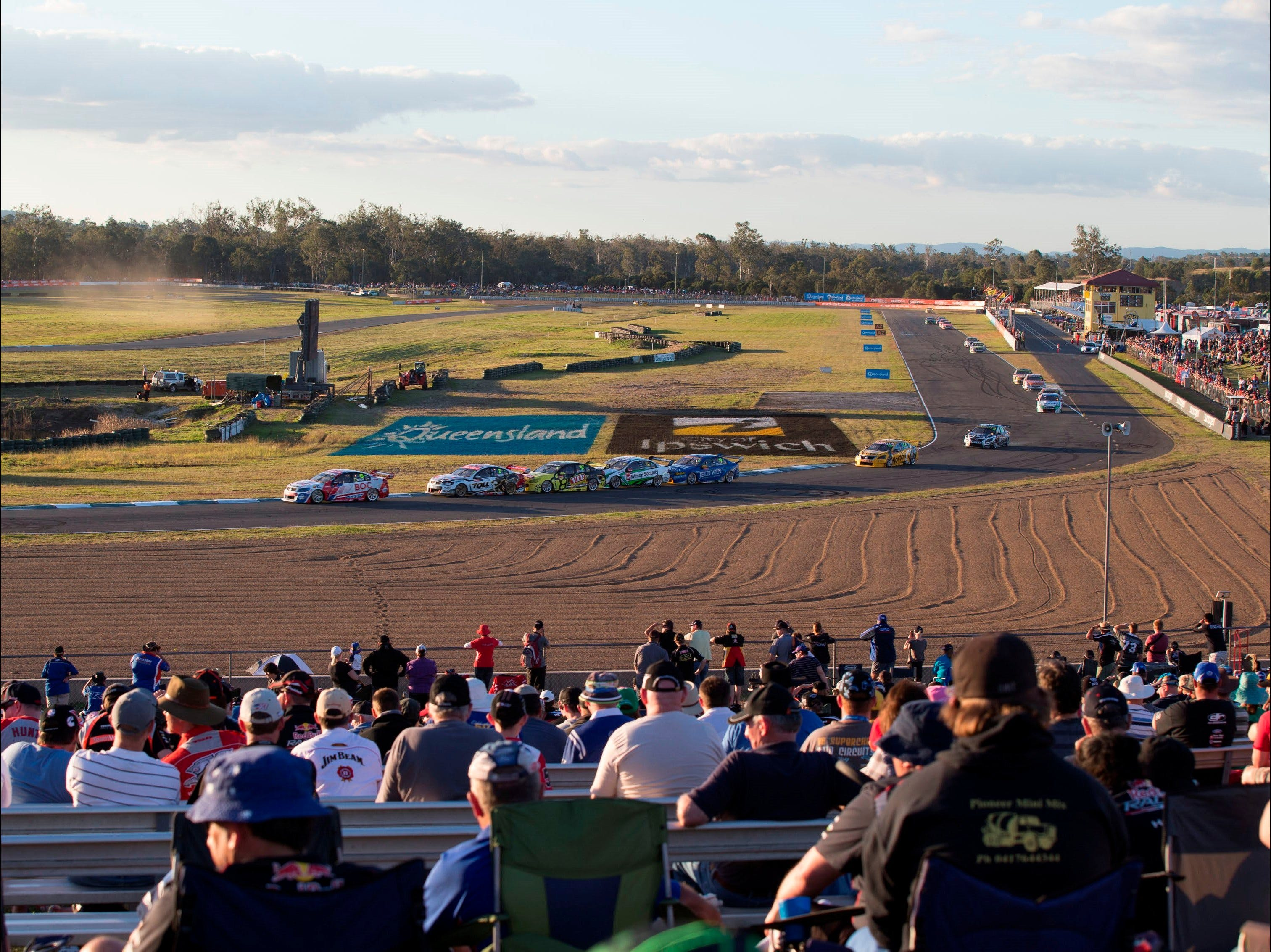 Ipswich Motorsport Precinct - Accommodation Coffs Harbour