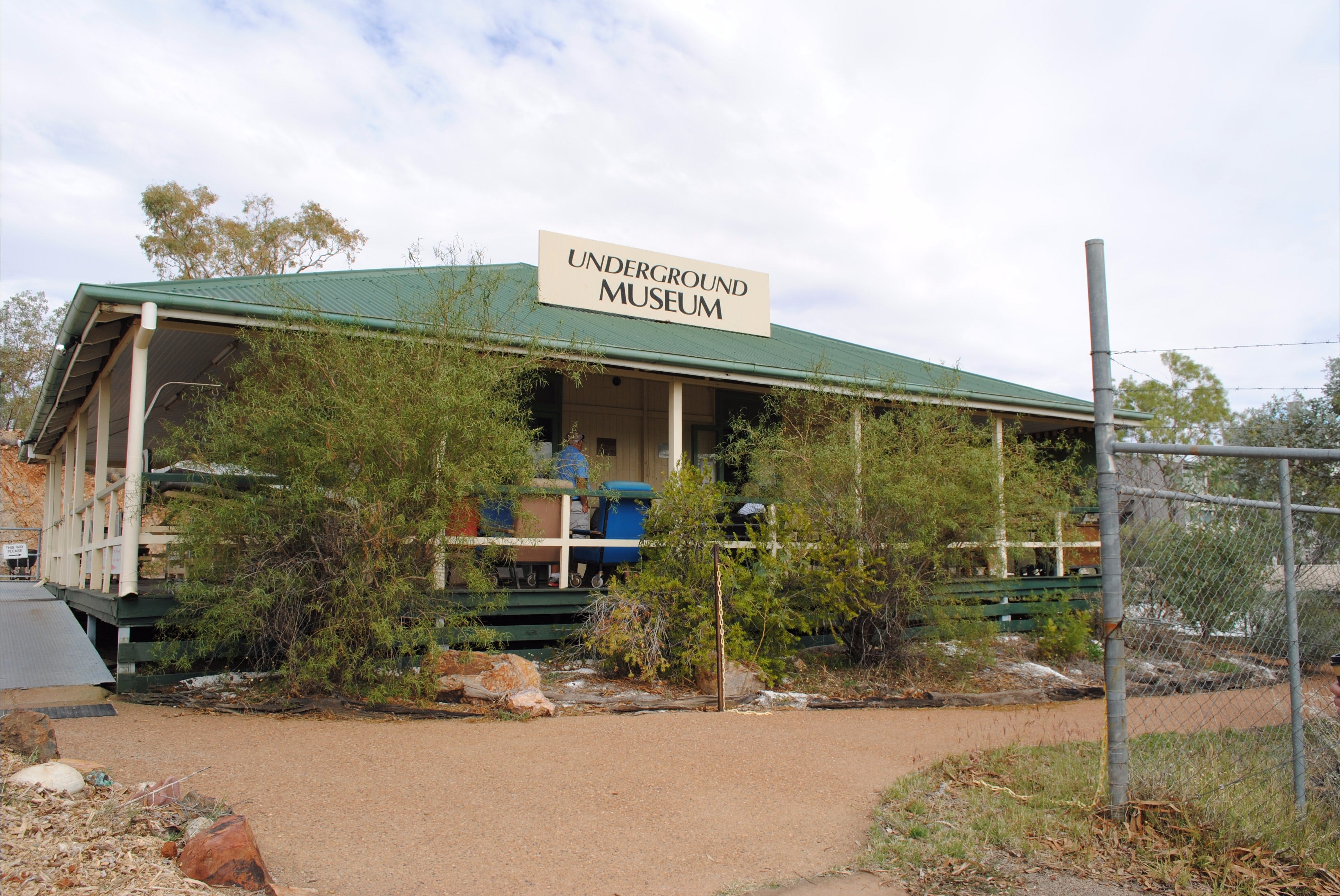 Mount Isa Underground Hospital and Museum - Accommodation Coffs Harbour