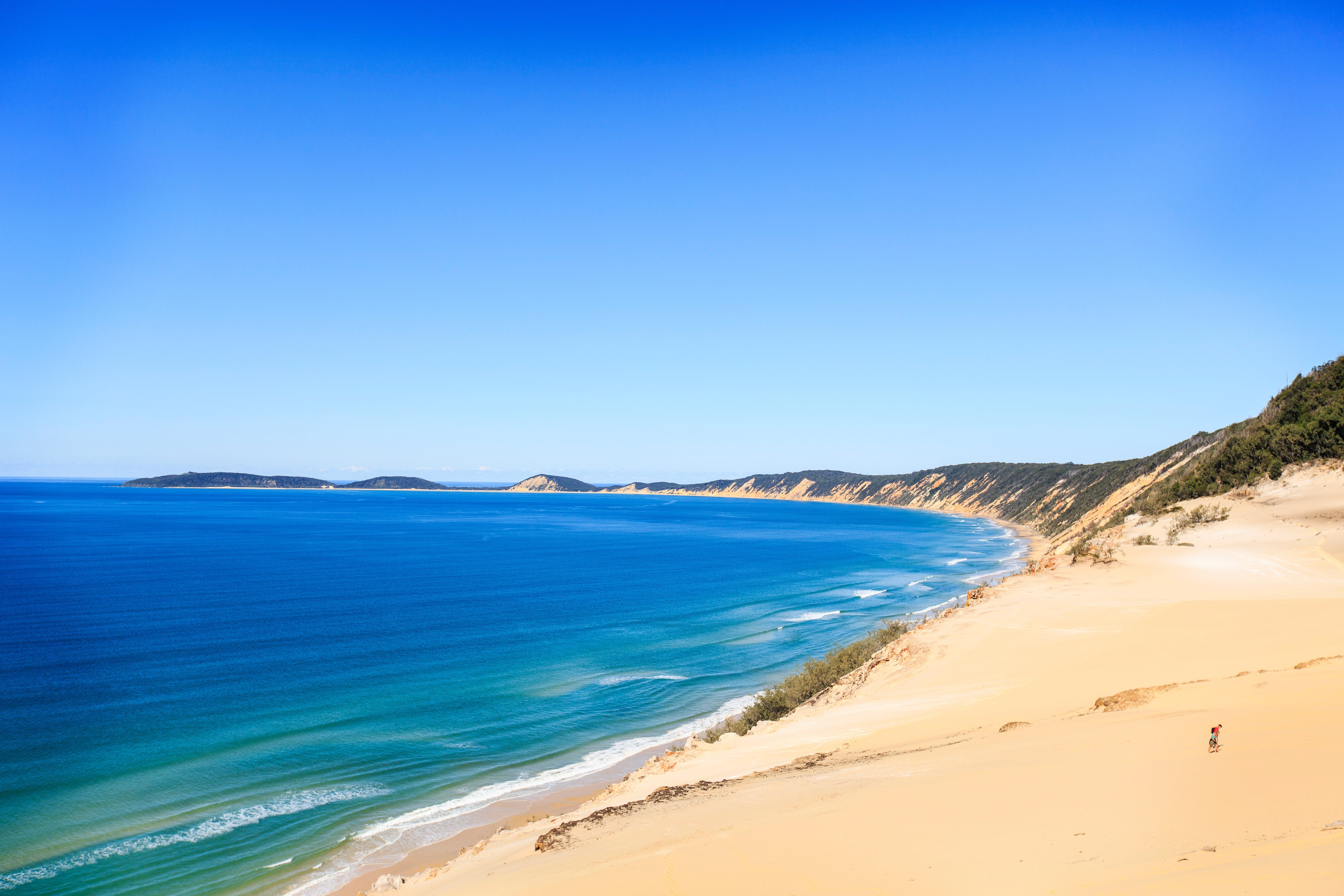 Rainbow Beach - Accommodation Coffs Harbour