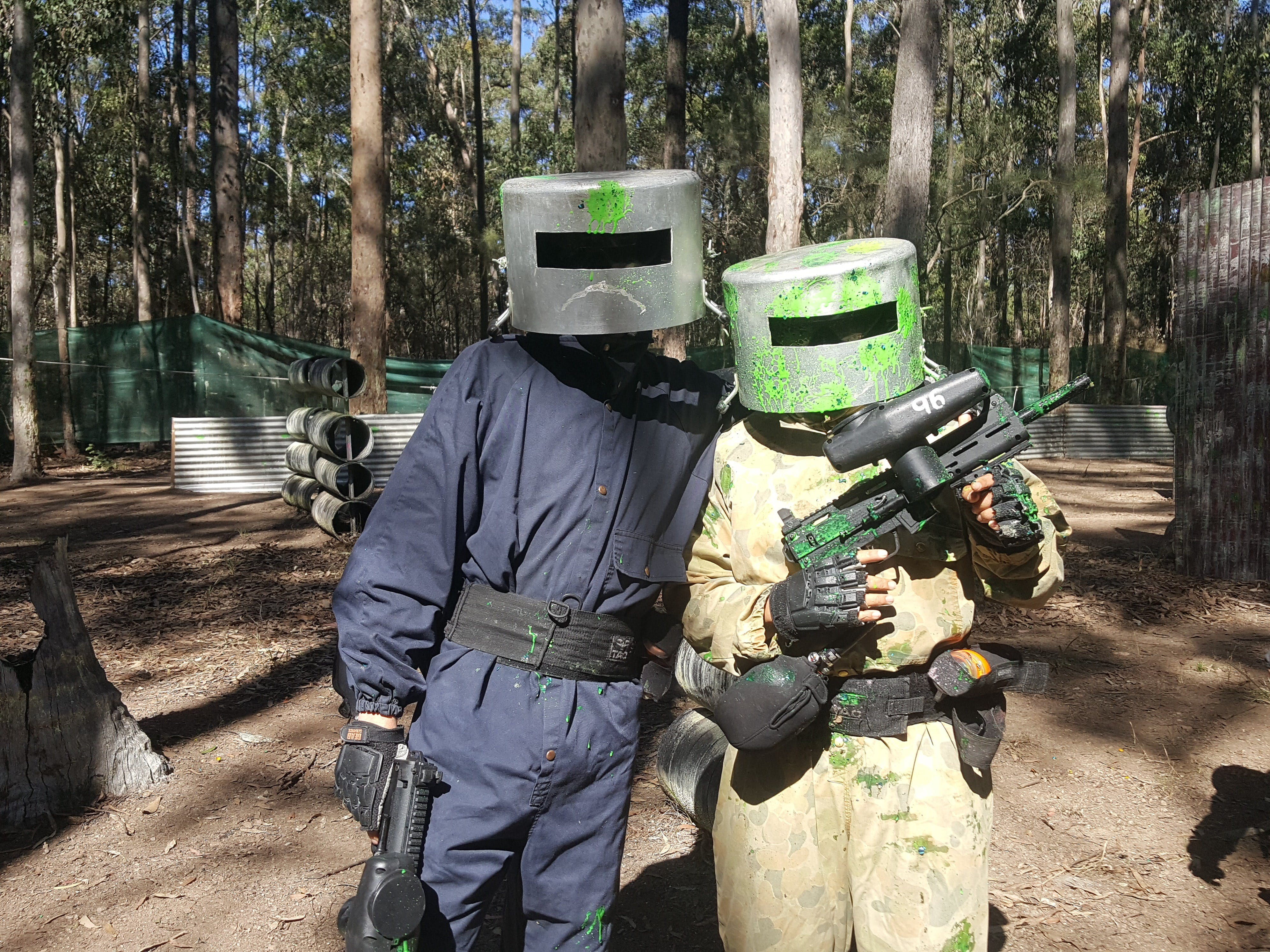 Rapid Fire Paintball - Accommodation Coffs Harbour