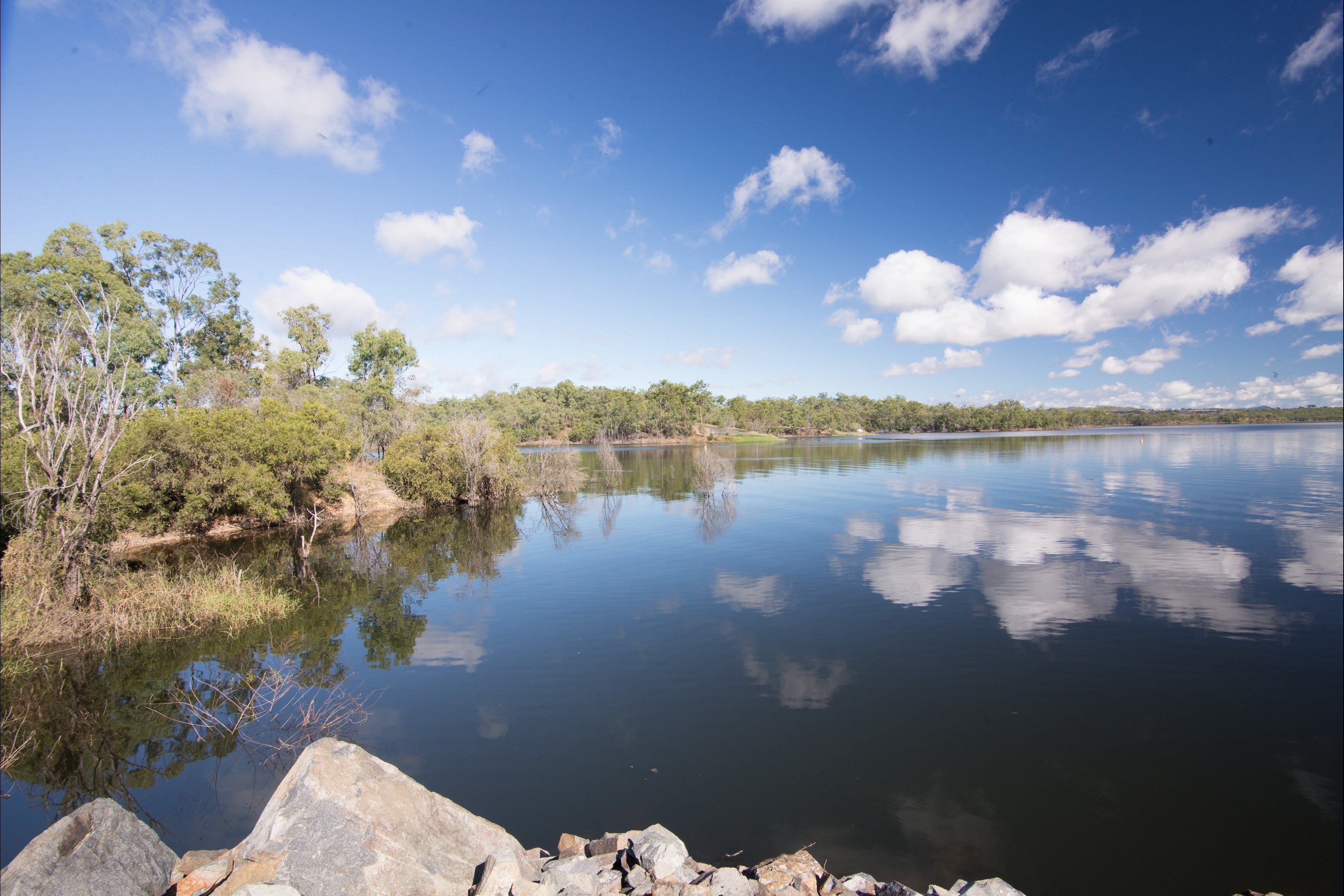Bundaberg North Burnett Region Dams - Accommodation Coffs Harbour