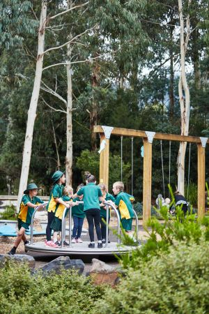 Marysville Kin Playspace - Accommodation Coffs Harbour