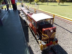 Penwood Miniature Railway - Accommodation Coffs Harbour