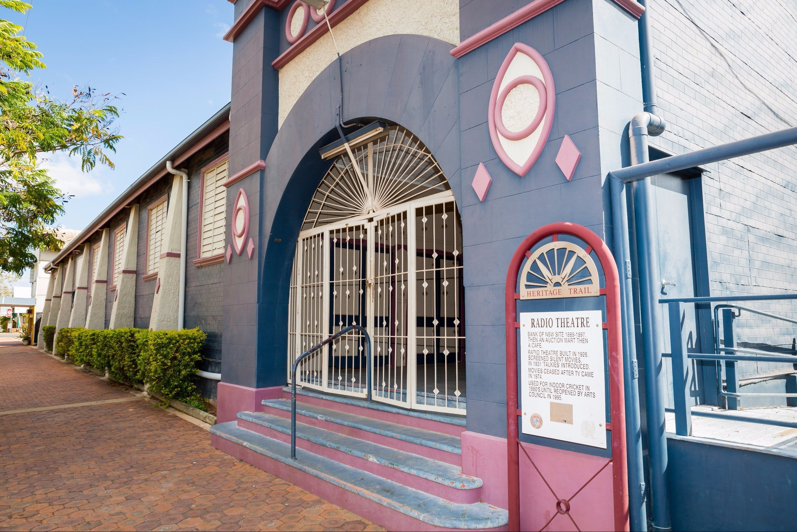 Radio Picture Theatre - Accommodation Coffs Harbour