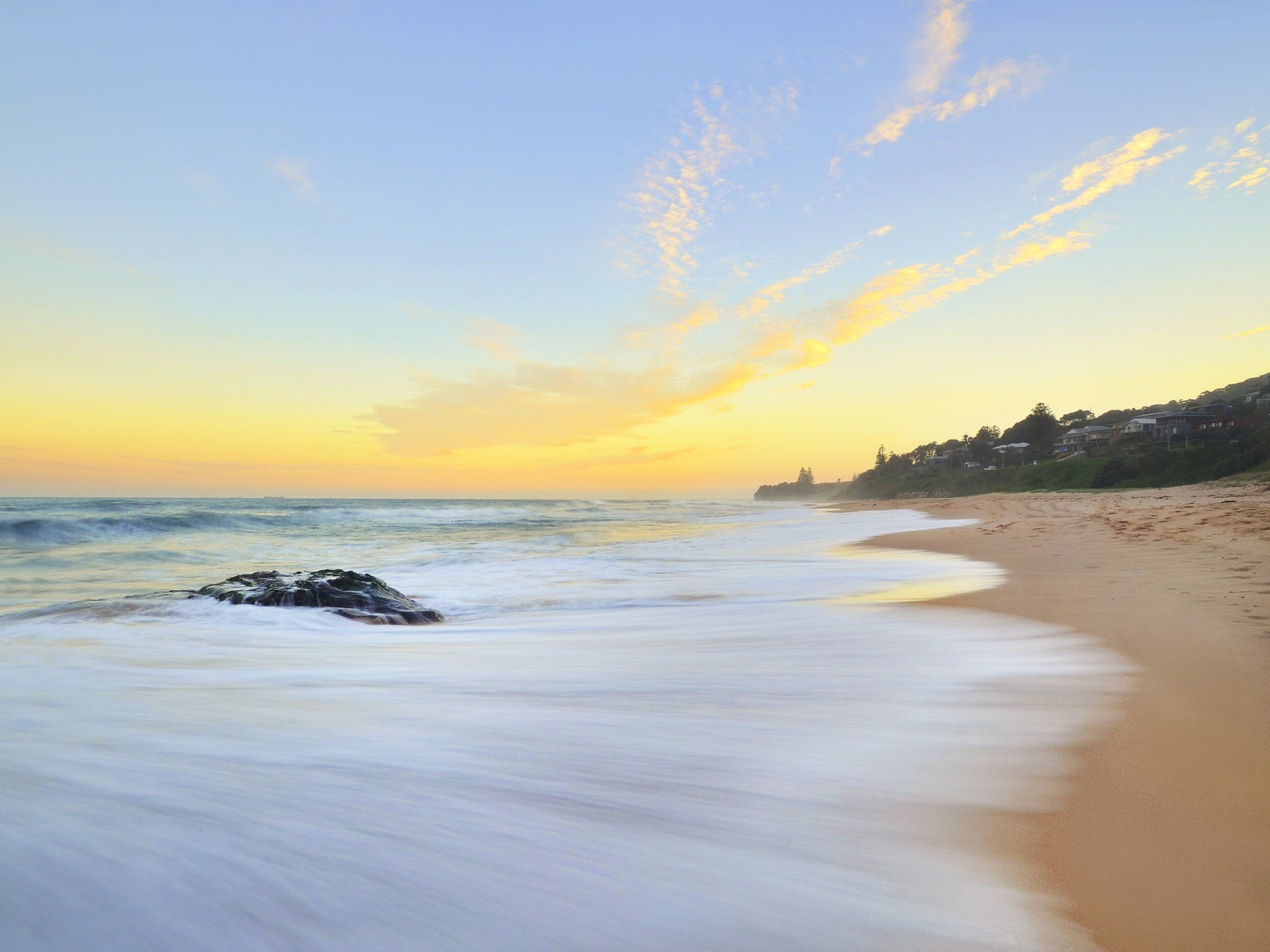 Scarborough Beach - Accommodation Coffs Harbour
