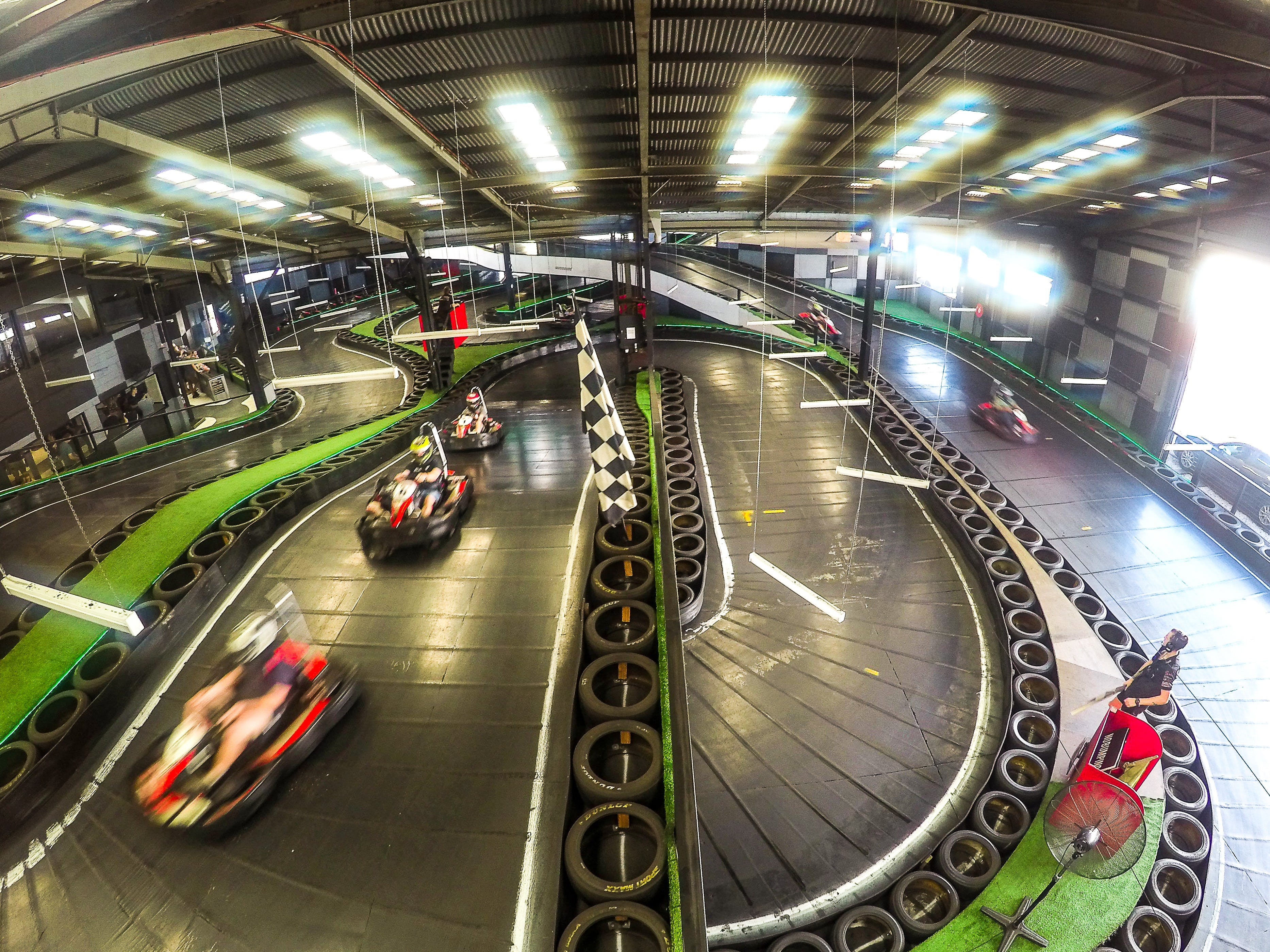 Slideways Go Karting Brisbane - Accommodation Coffs Harbour