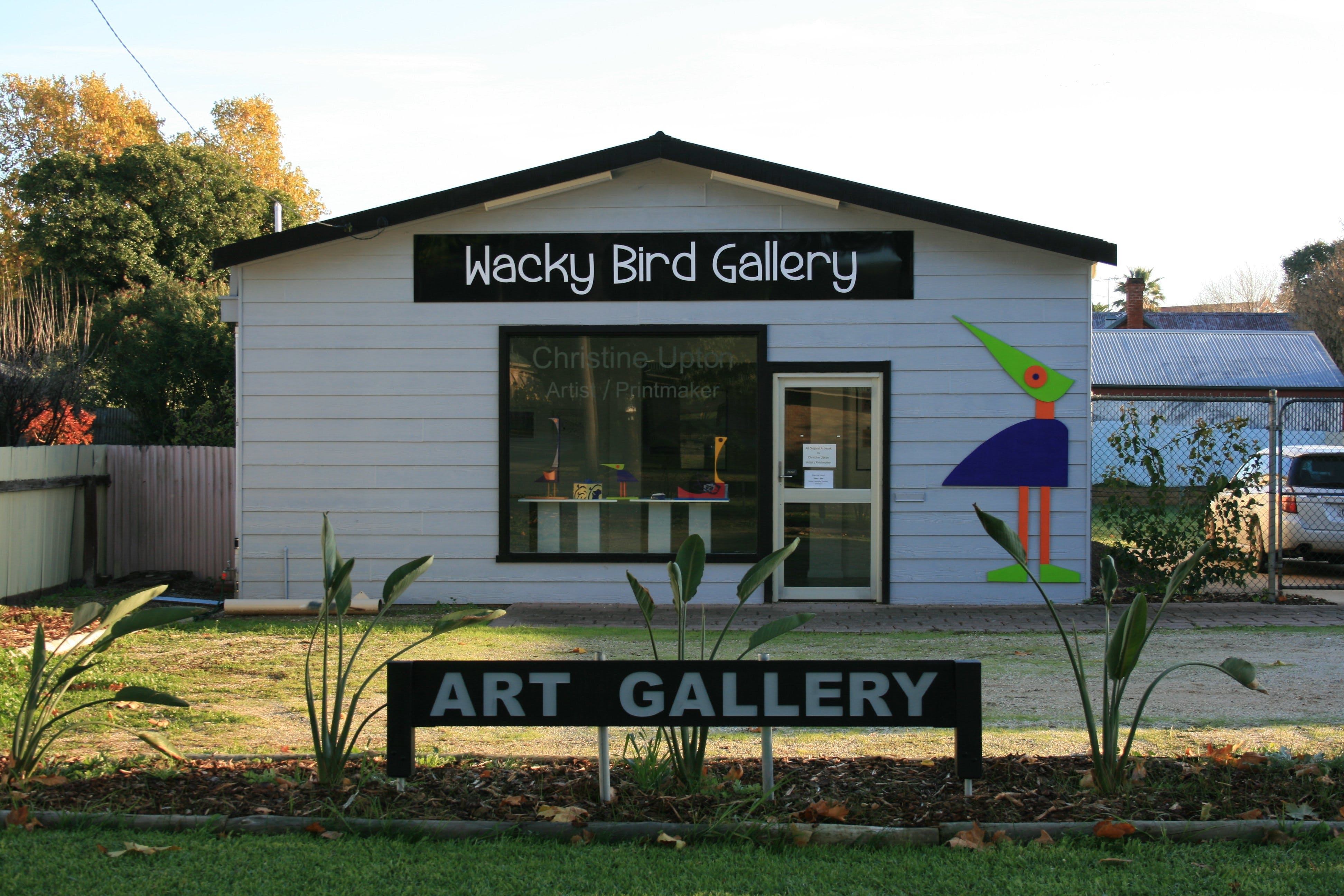 Wacky Bird Gallery - Accommodation Coffs Harbour