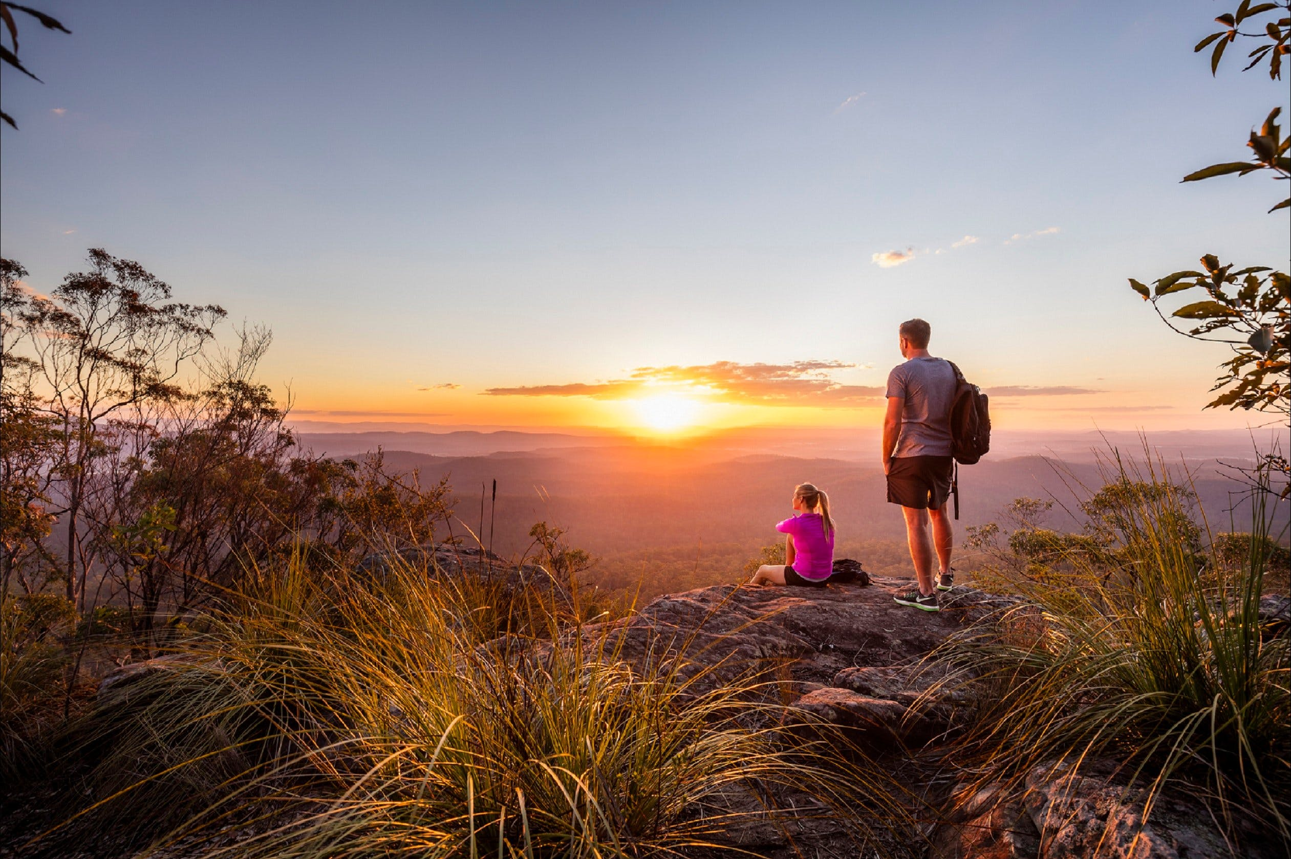 White Rock - Spring Mountain Conservation Estate - Accommodation Coffs Harbour