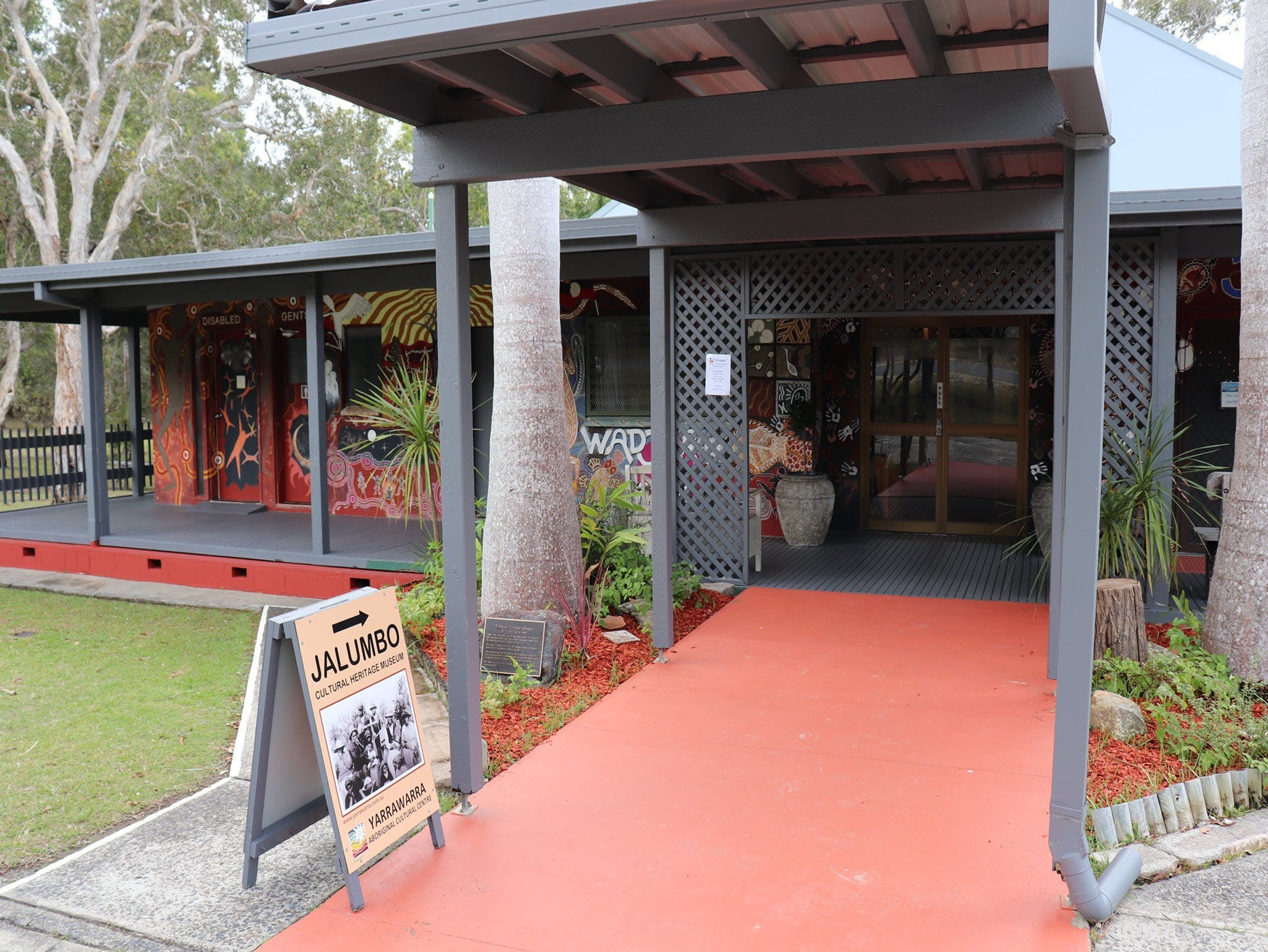 Yarrawarra Aboriginal Cultural Centre - Accommodation Coffs Harbour