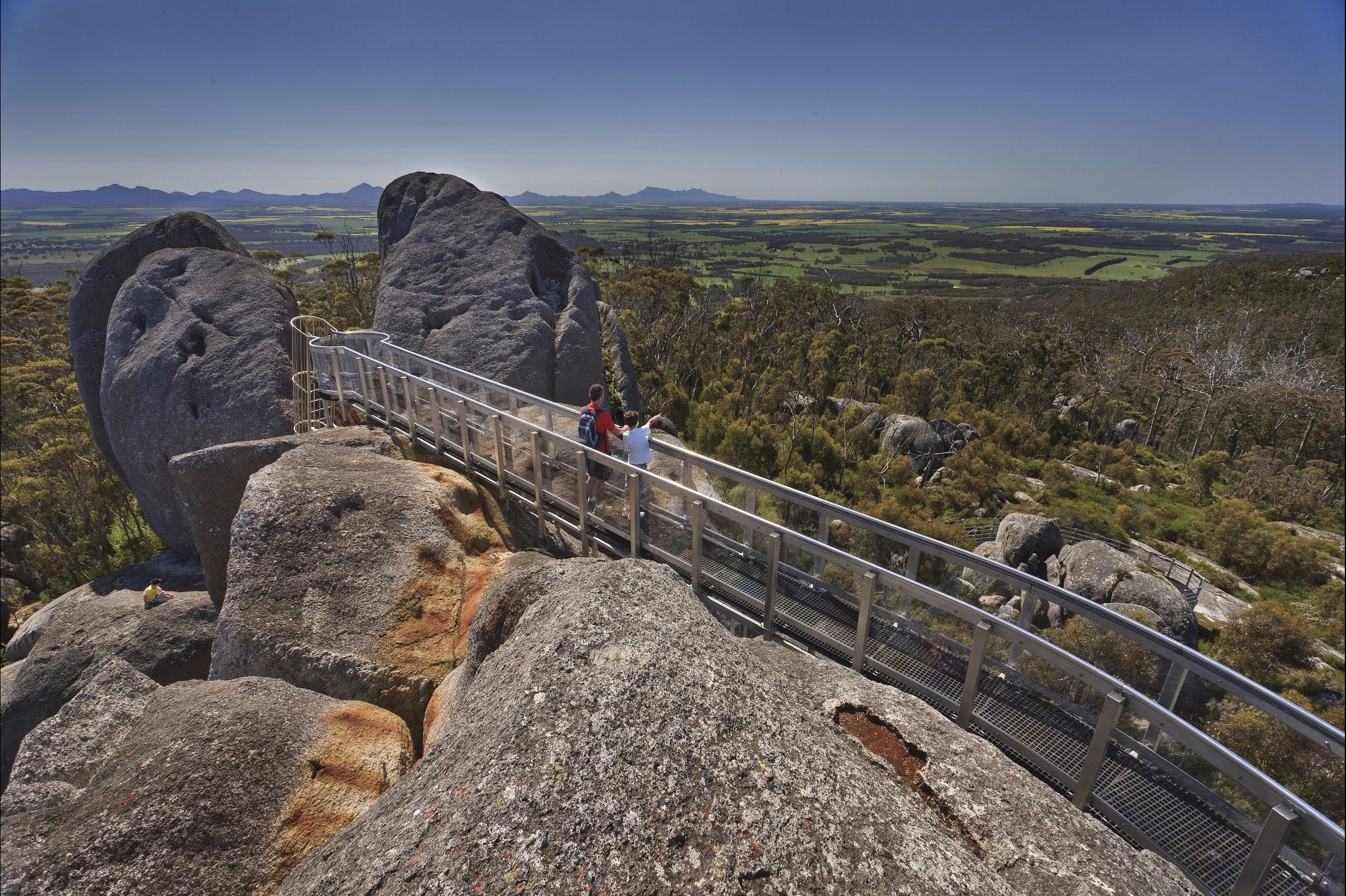 Granite Skywalk - Accommodation Coffs Harbour