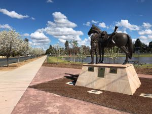 Light Horse Memorial Hay - Accommodation Coffs Harbour