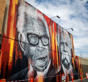 Shepparton Aboriginal Street Art Project Murals - Accommodation Coffs Harbour