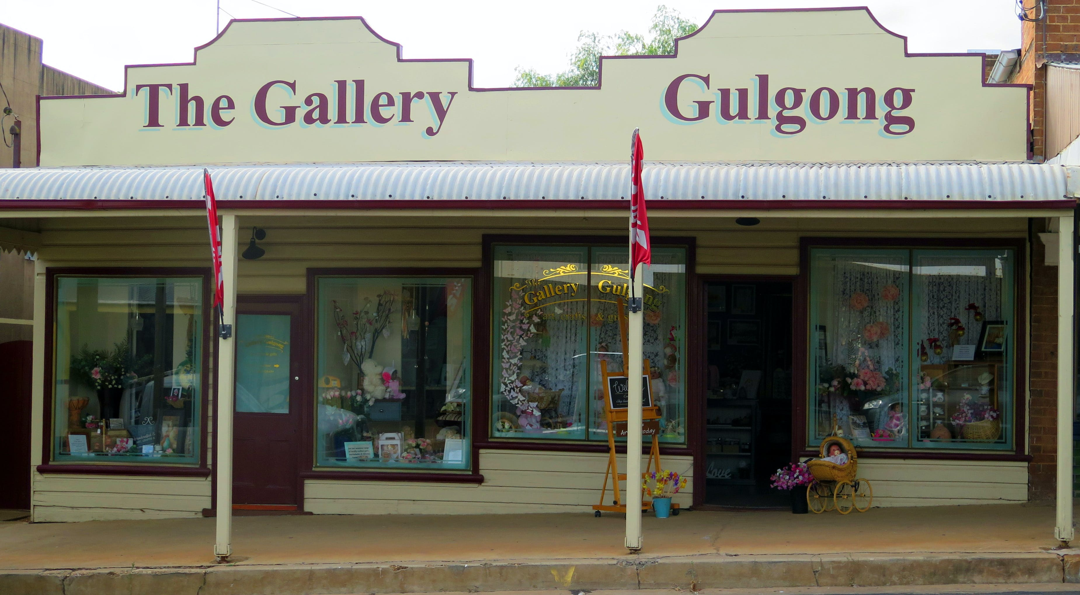 The Gallery Gulgong - Accommodation Coffs Harbour
