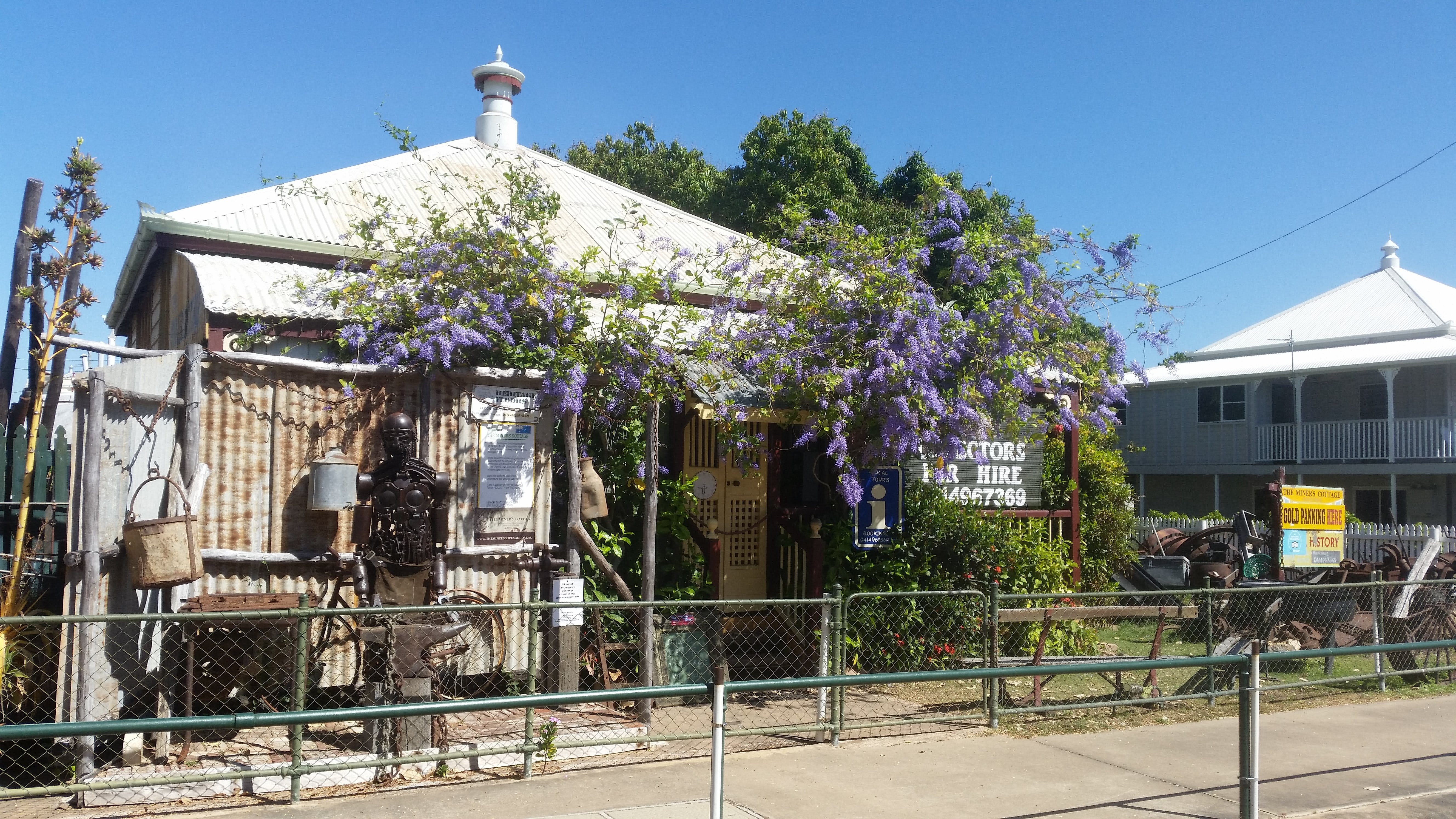 The Miner's Cottage - Accommodation Coffs Harbour