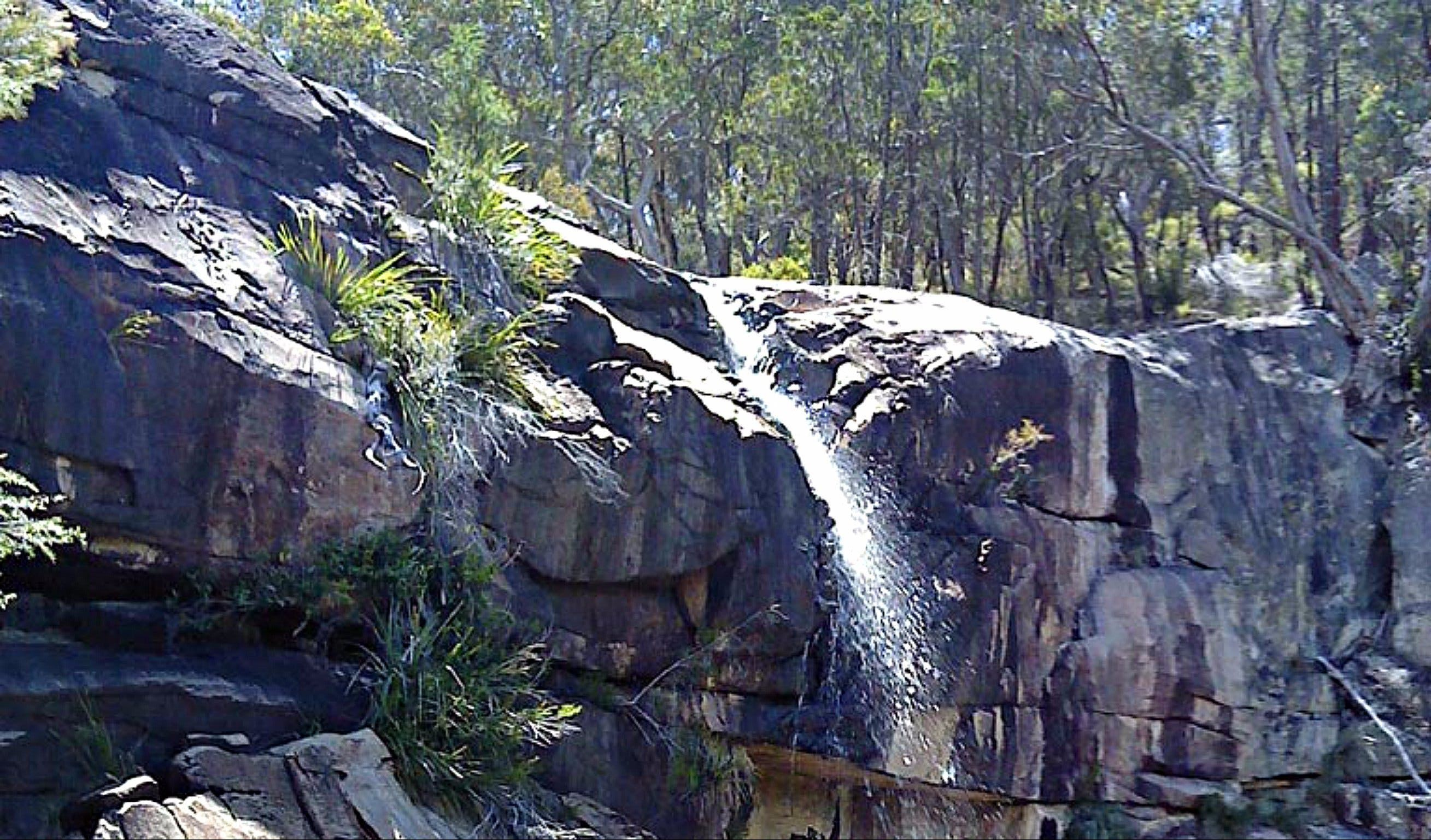 Ugly Corner Falls Walking Track - Accommodation Coffs Harbour