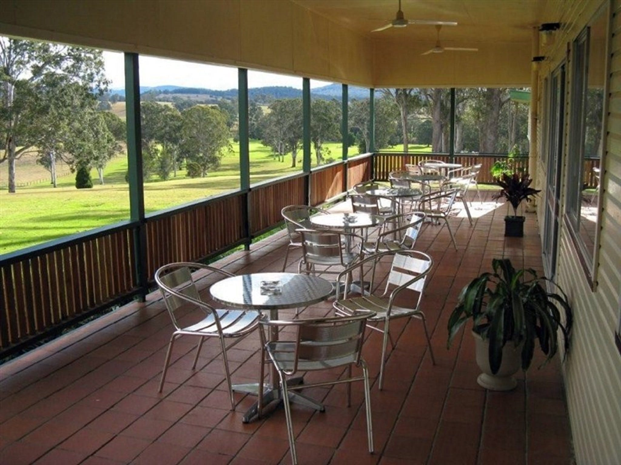 Woodenbong and District Golf Club - Accommodation Coffs Harbour