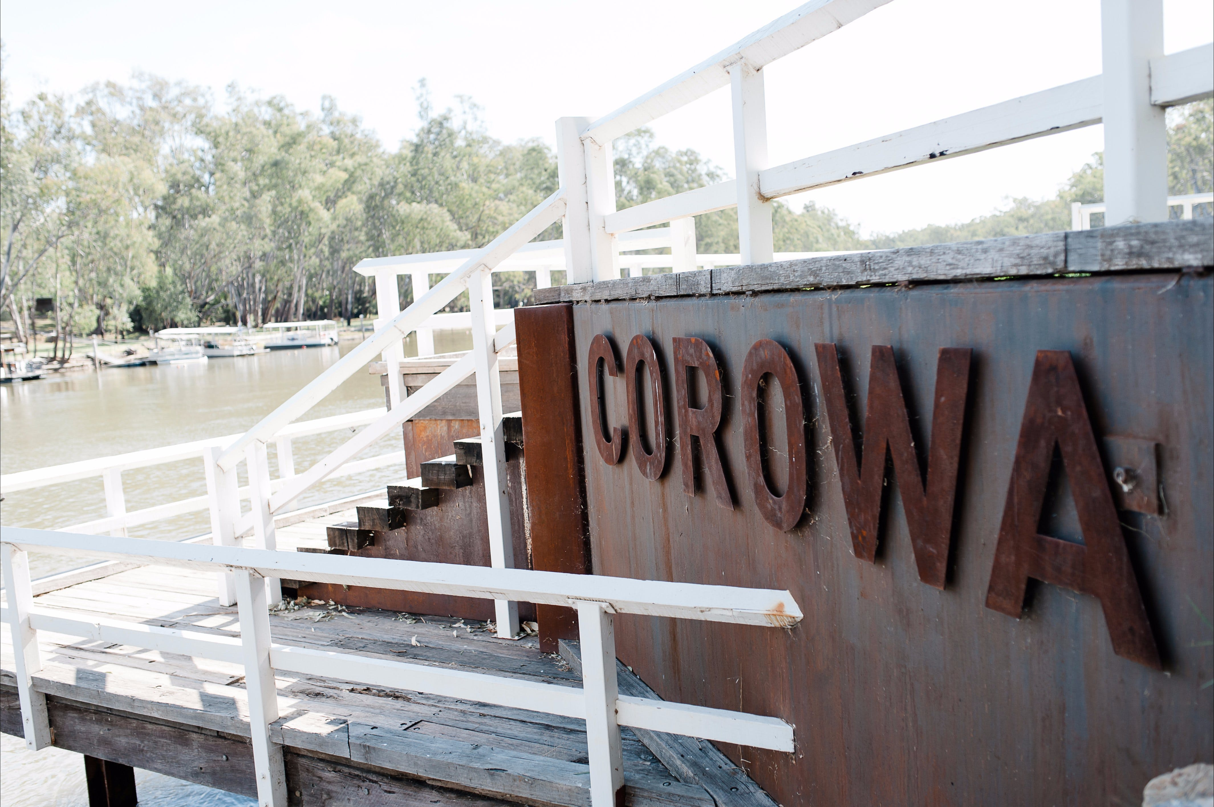 Corowa Foreshore - Accommodation Coffs Harbour