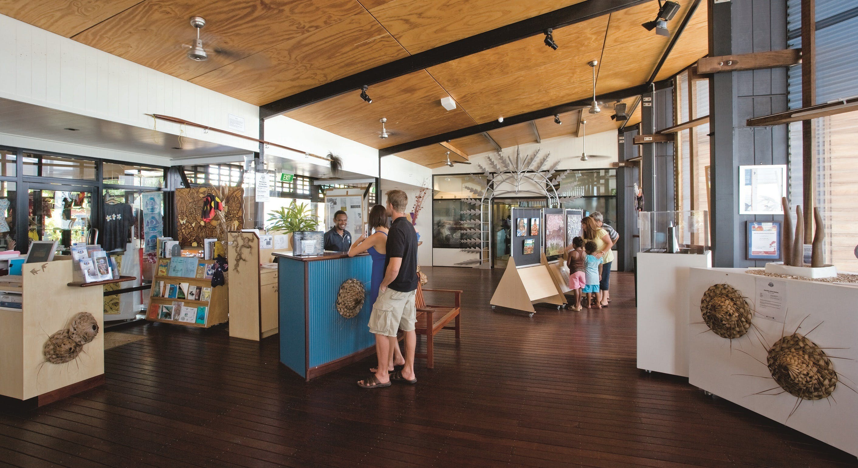 Gab Titui Cultural Centre - Accommodation Coffs Harbour