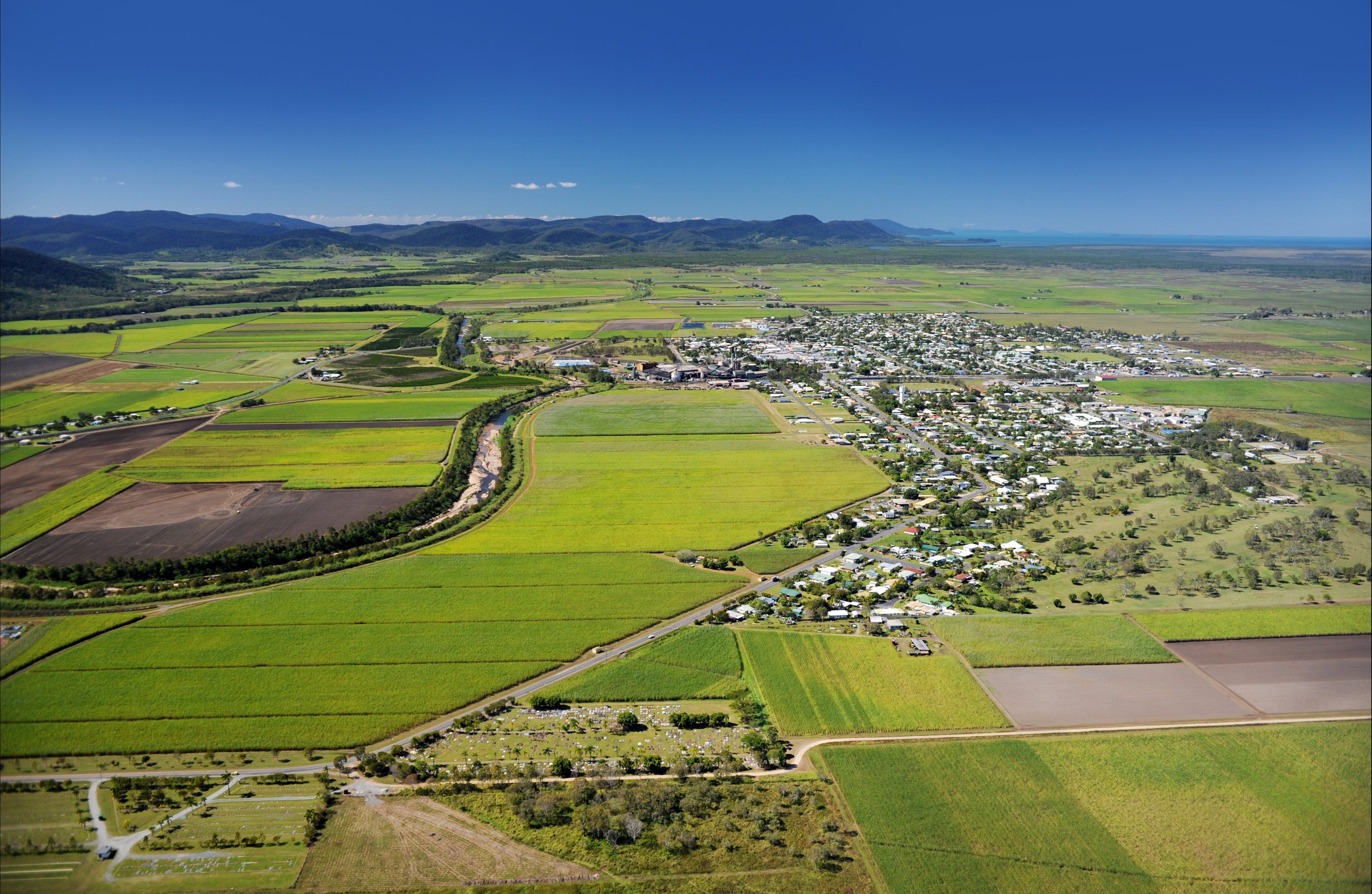 Proserpine - Accommodation Coffs Harbour
