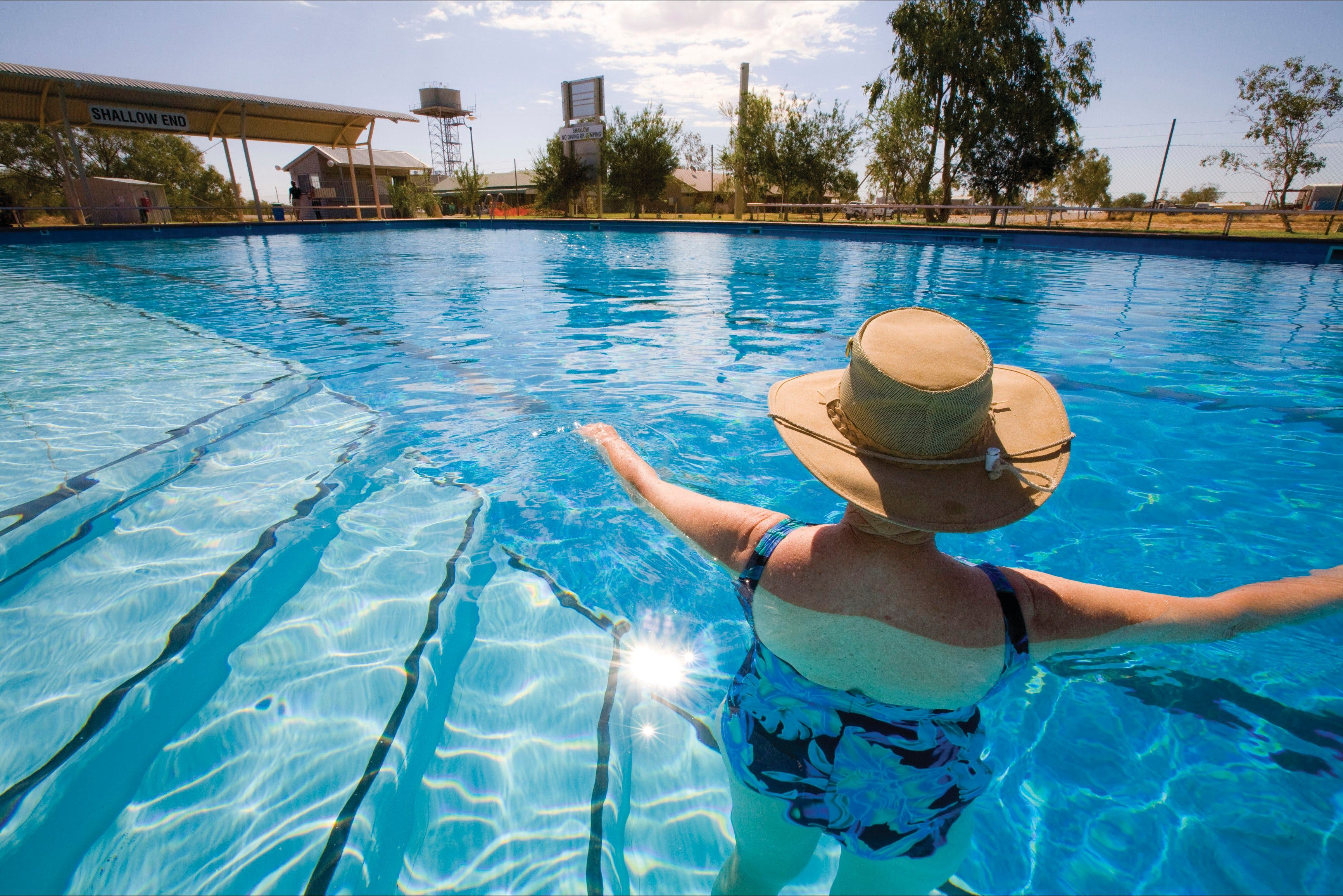 Boulia Sports and Aquatic Centre - Accommodation Coffs Harbour