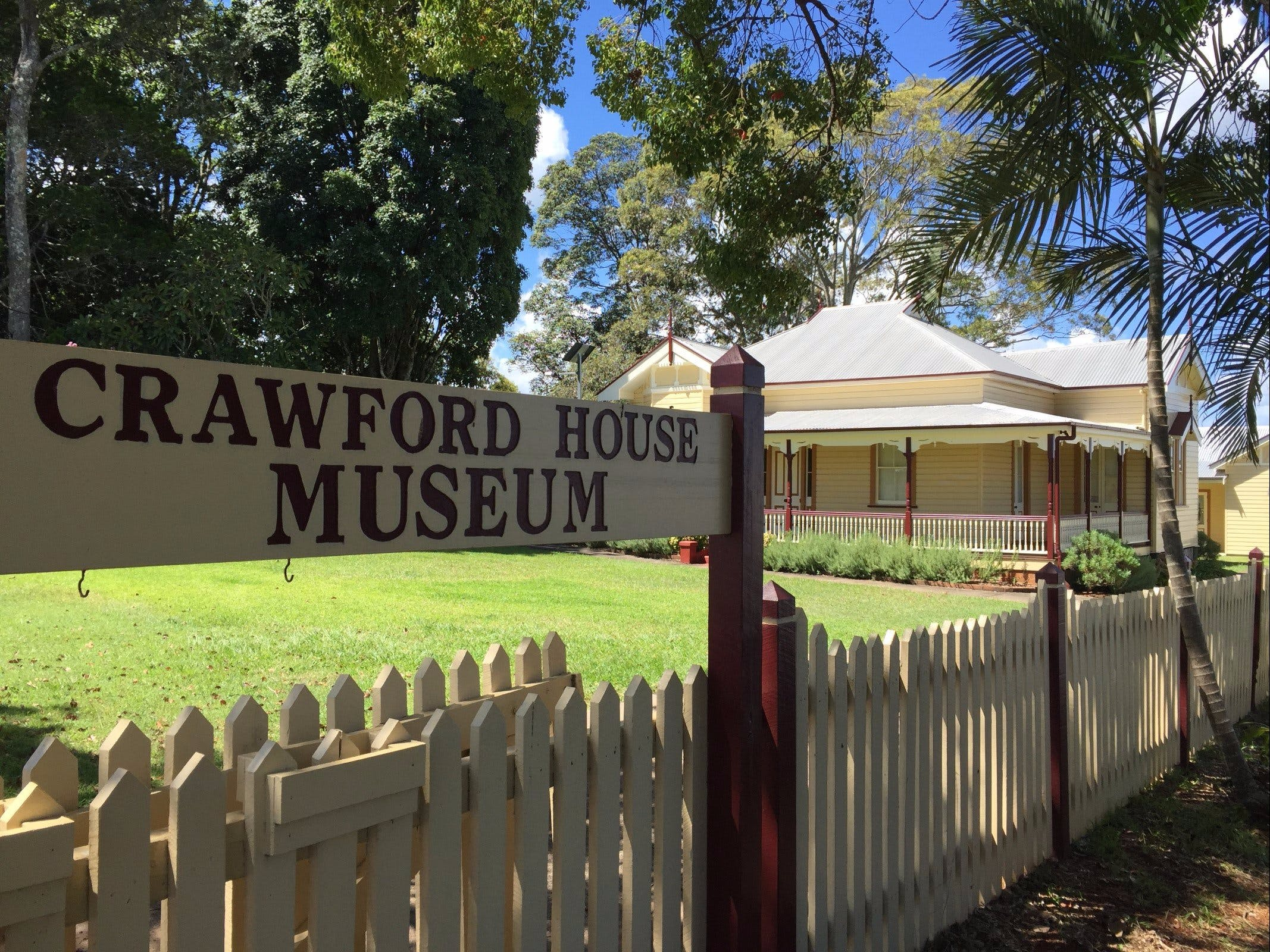 Crawford House Alstonville - Accommodation Coffs Harbour