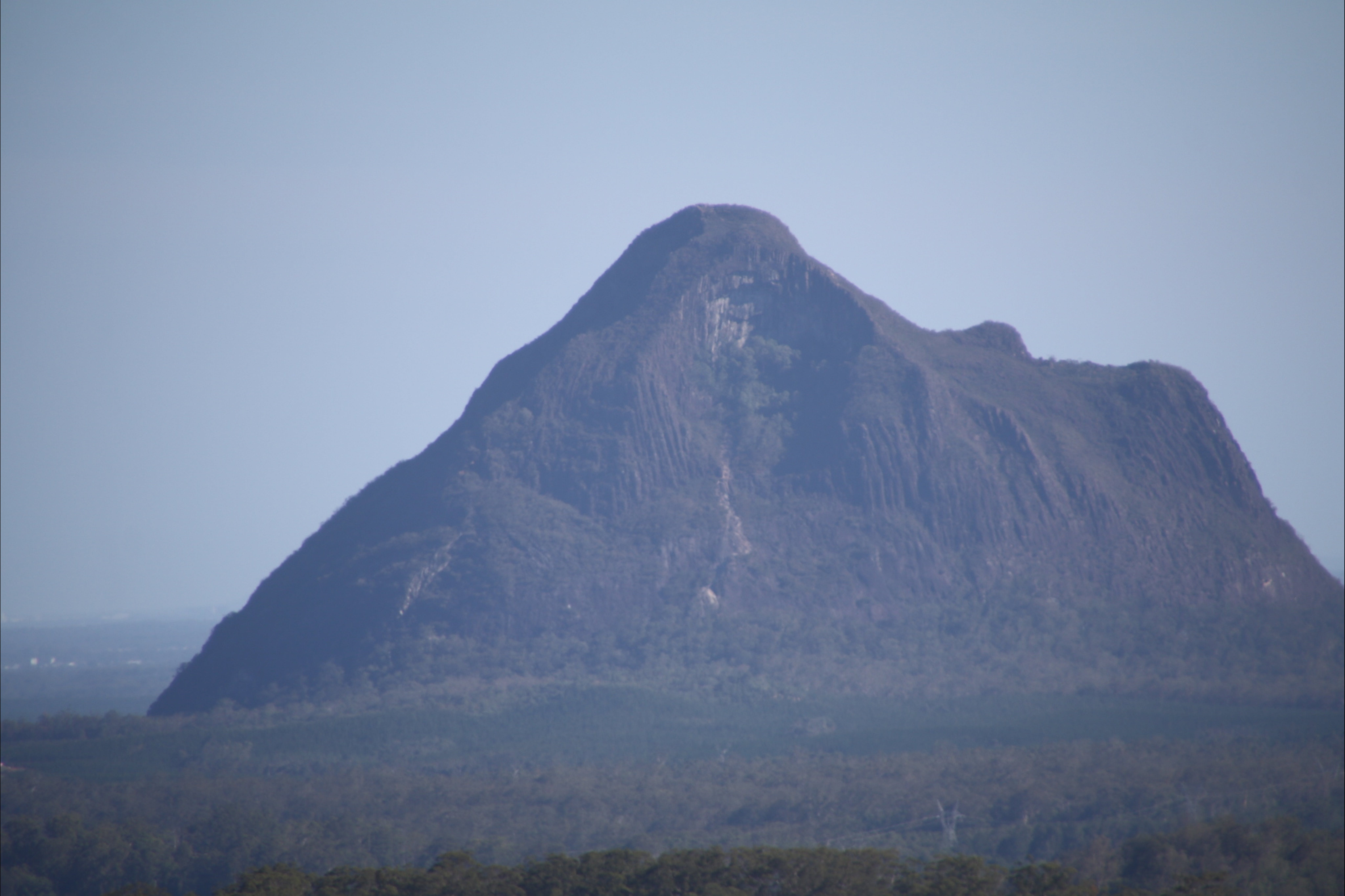 Mount Beerwah - Accommodation Coffs Harbour
