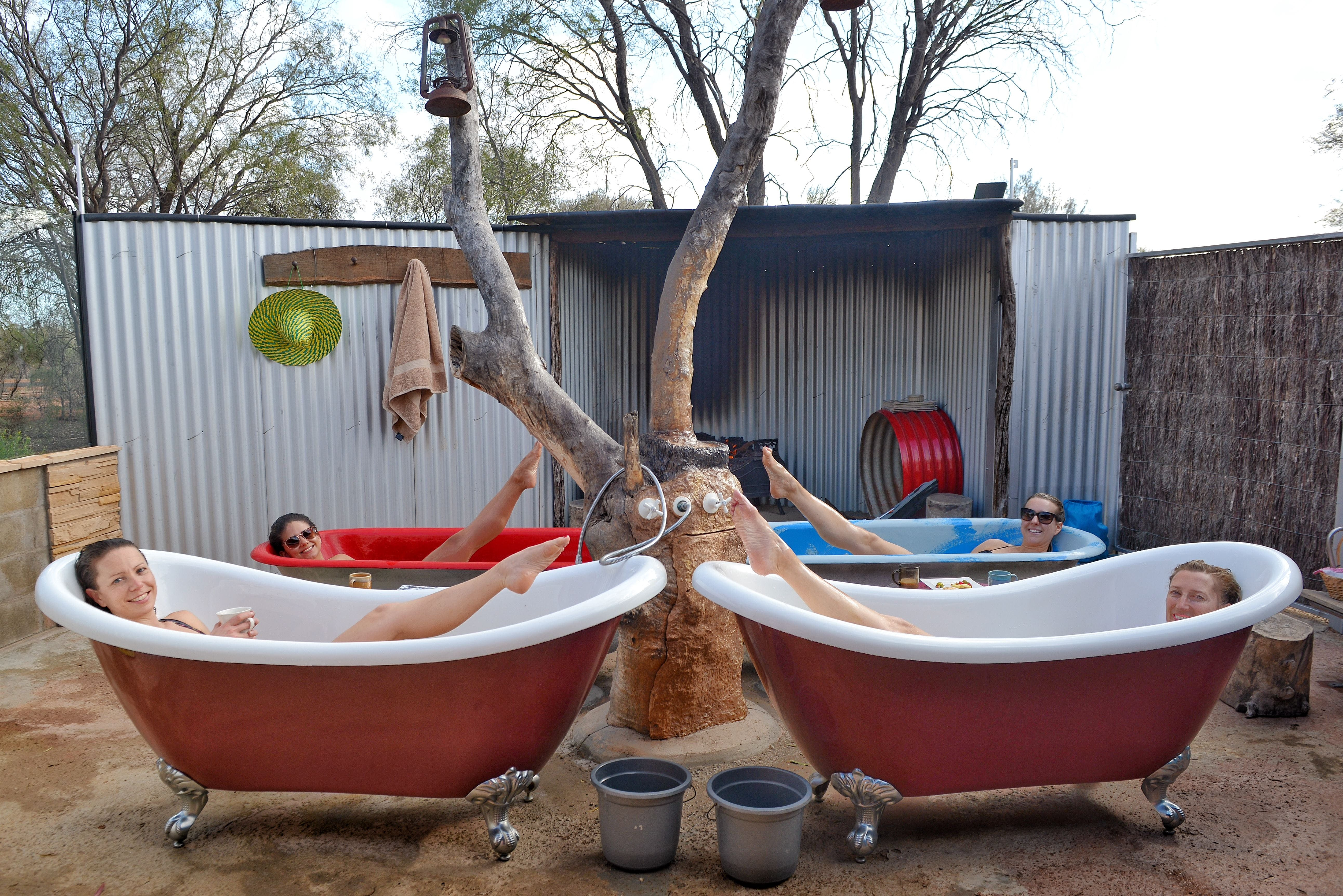 Artesian Mud Baths - Accommodation Coffs Harbour