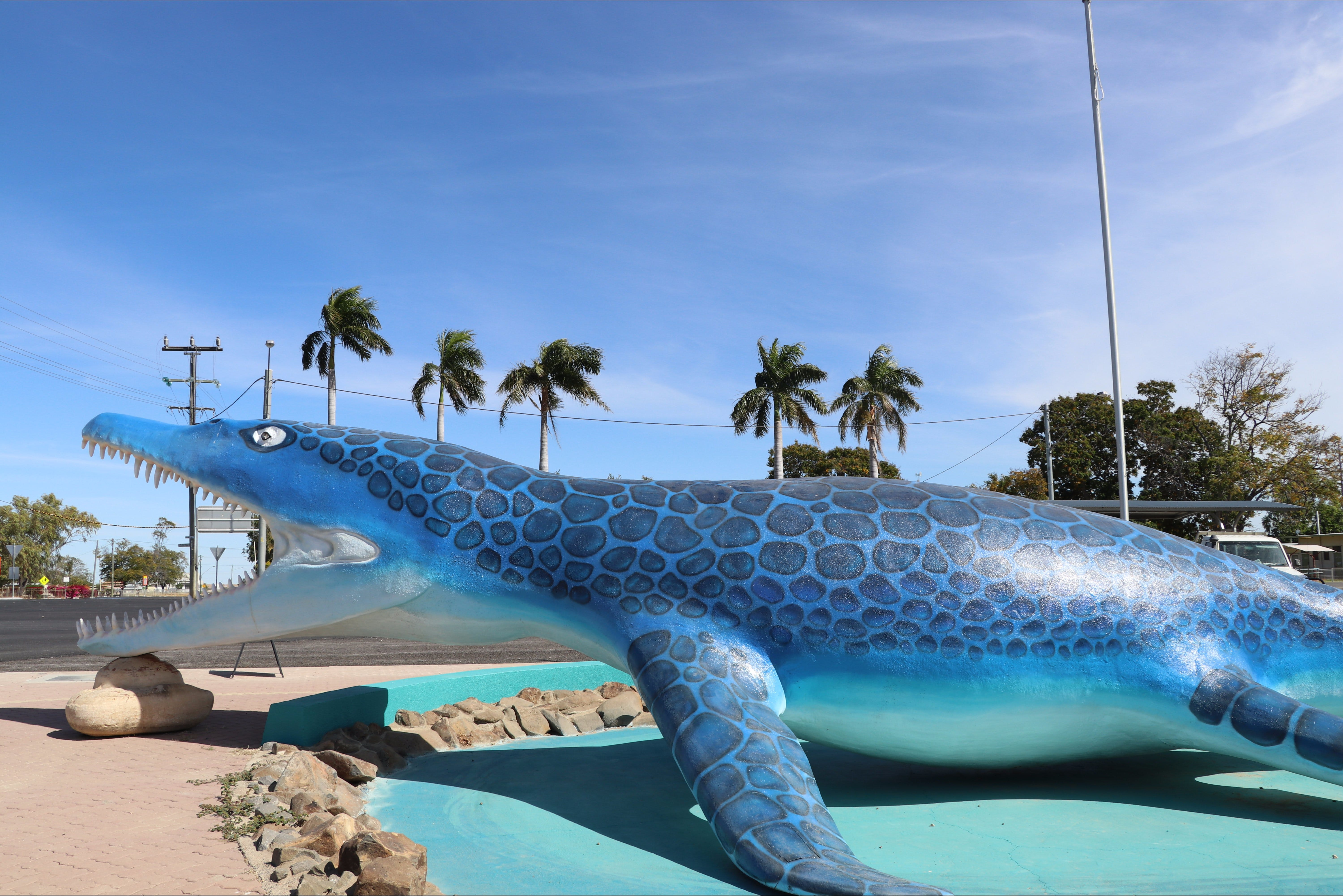 Kronosaurus Korner - Accommodation Coffs Harbour