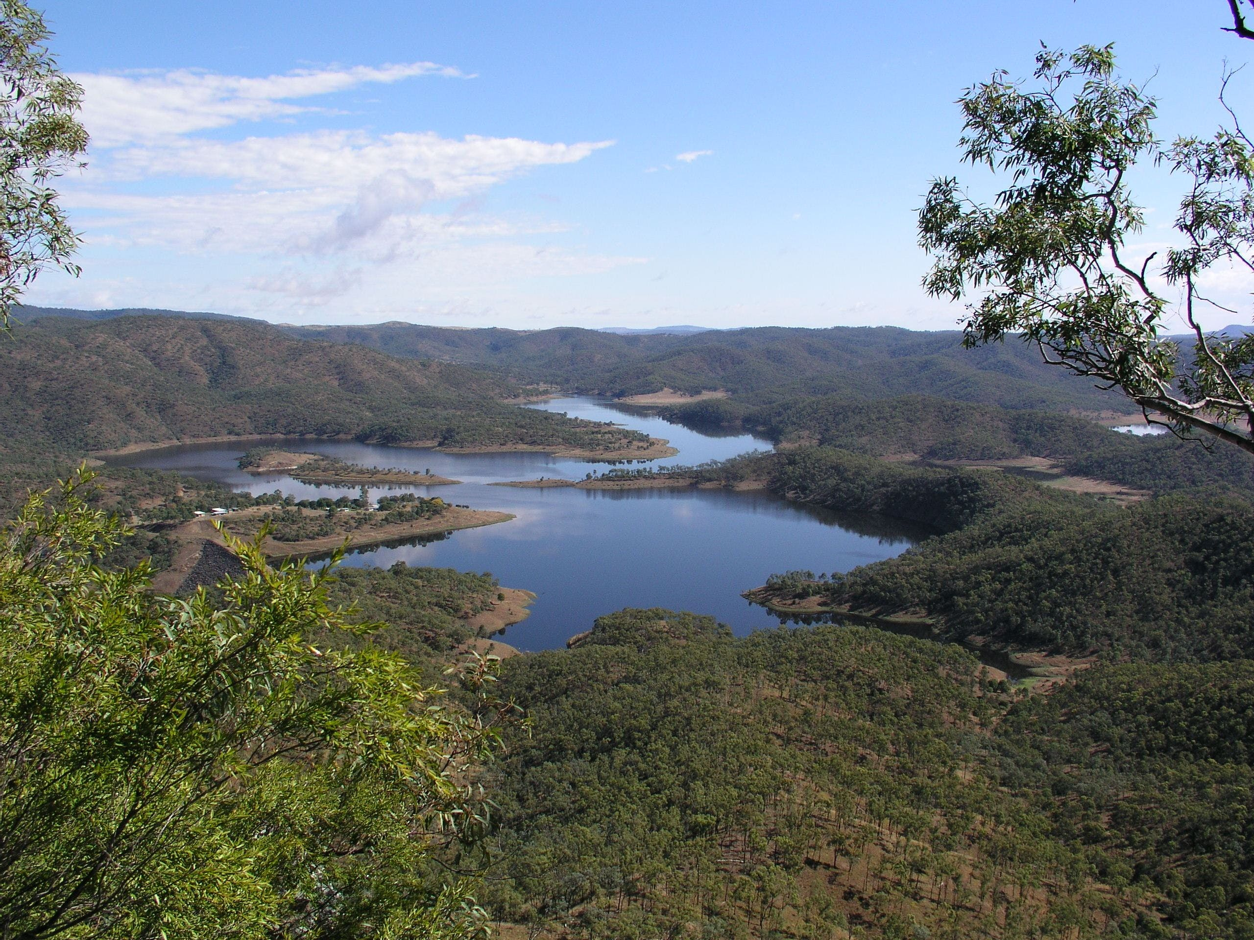 Lake Cania - Accommodation Coffs Harbour