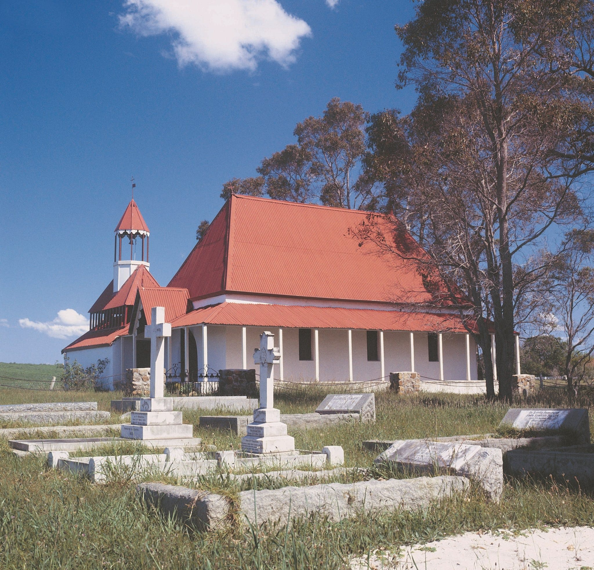 St Werburgh's Chapel - Accommodation Coffs Harbour