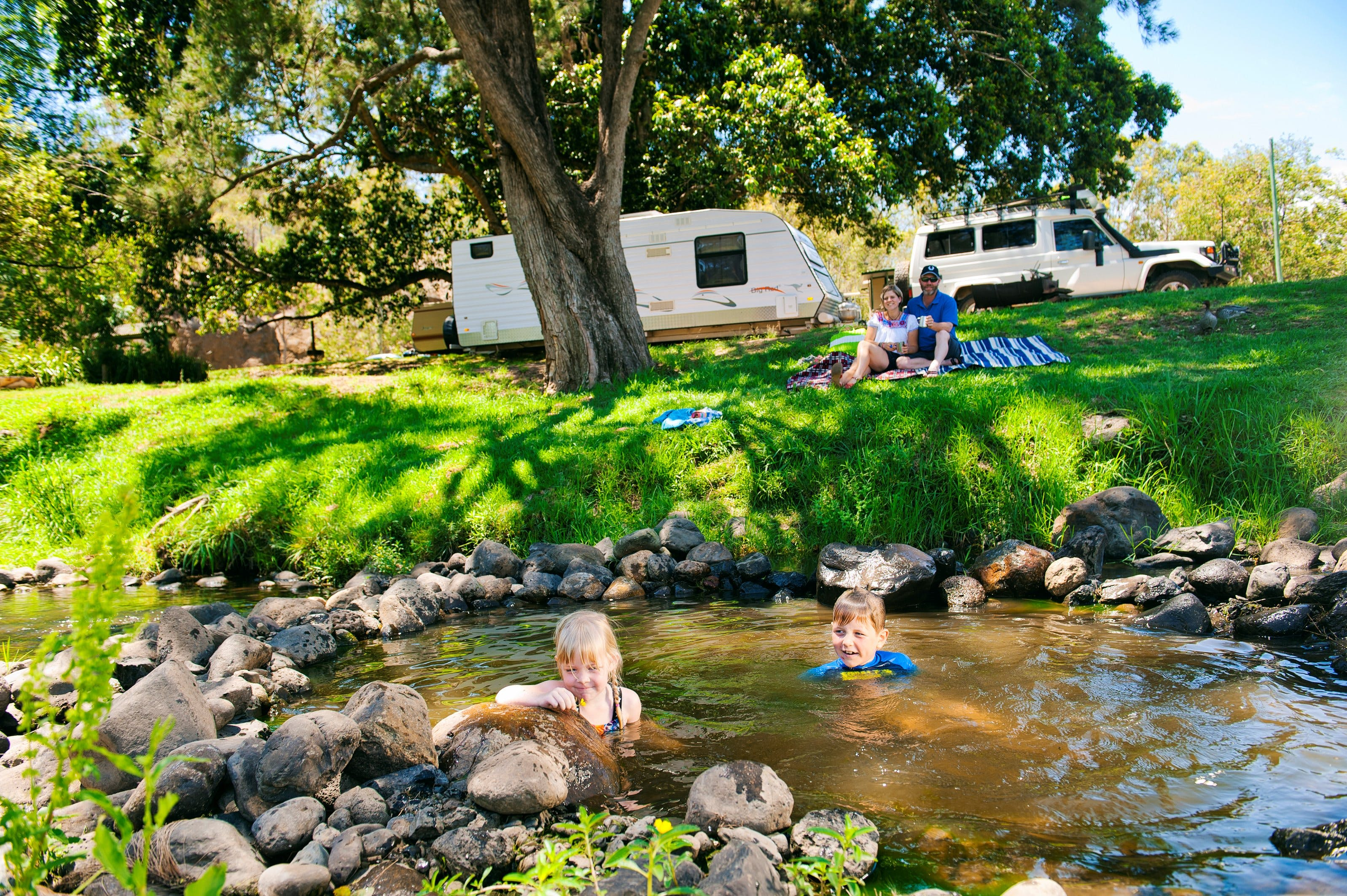 Darlington Park - Accommodation Coffs Harbour
