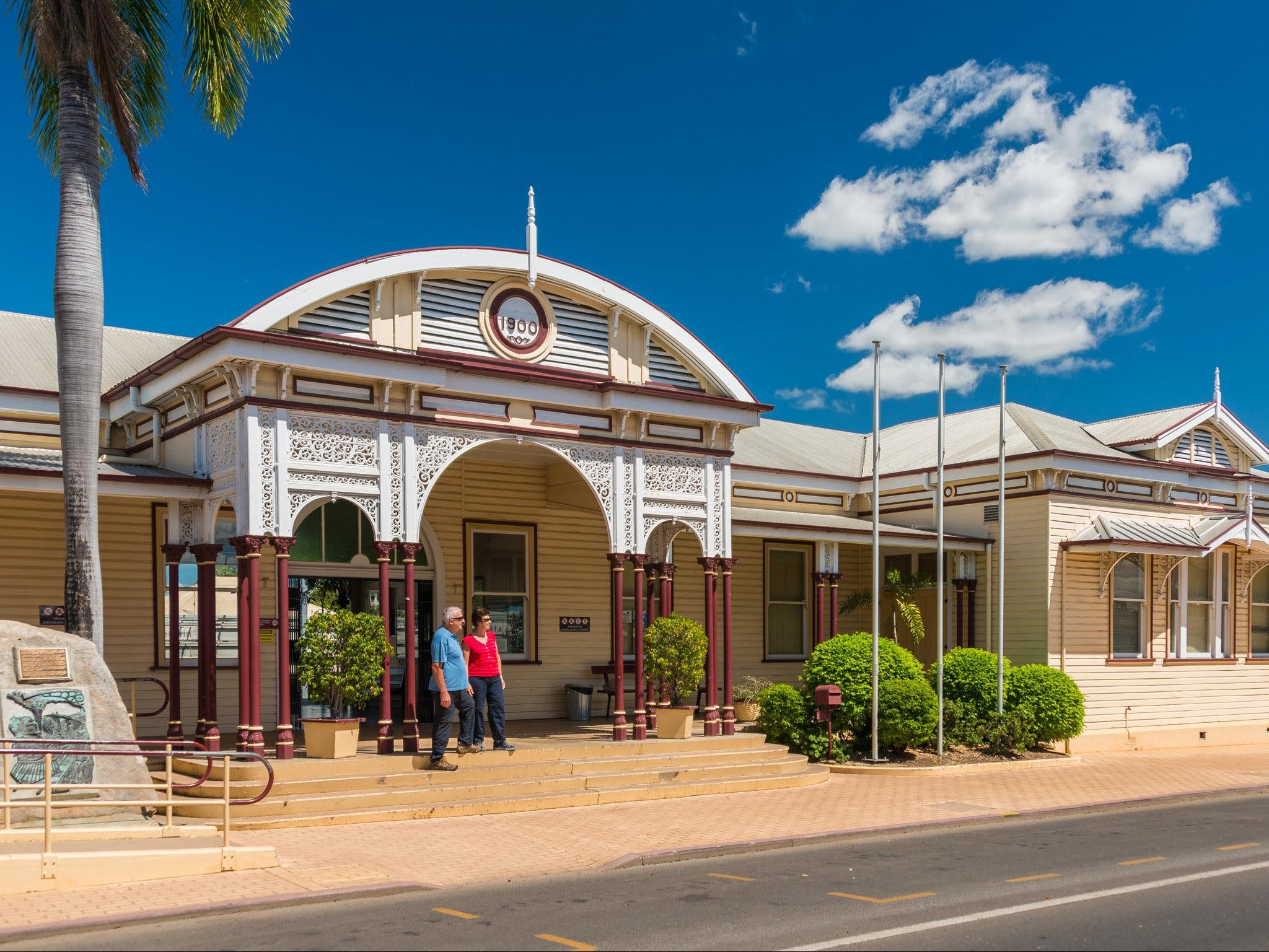 Emerald Historic Railway Station - Accommodation Coffs Harbour