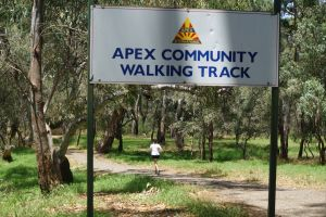 Euroa Apex Walking Track - Accommodation Coffs Harbour