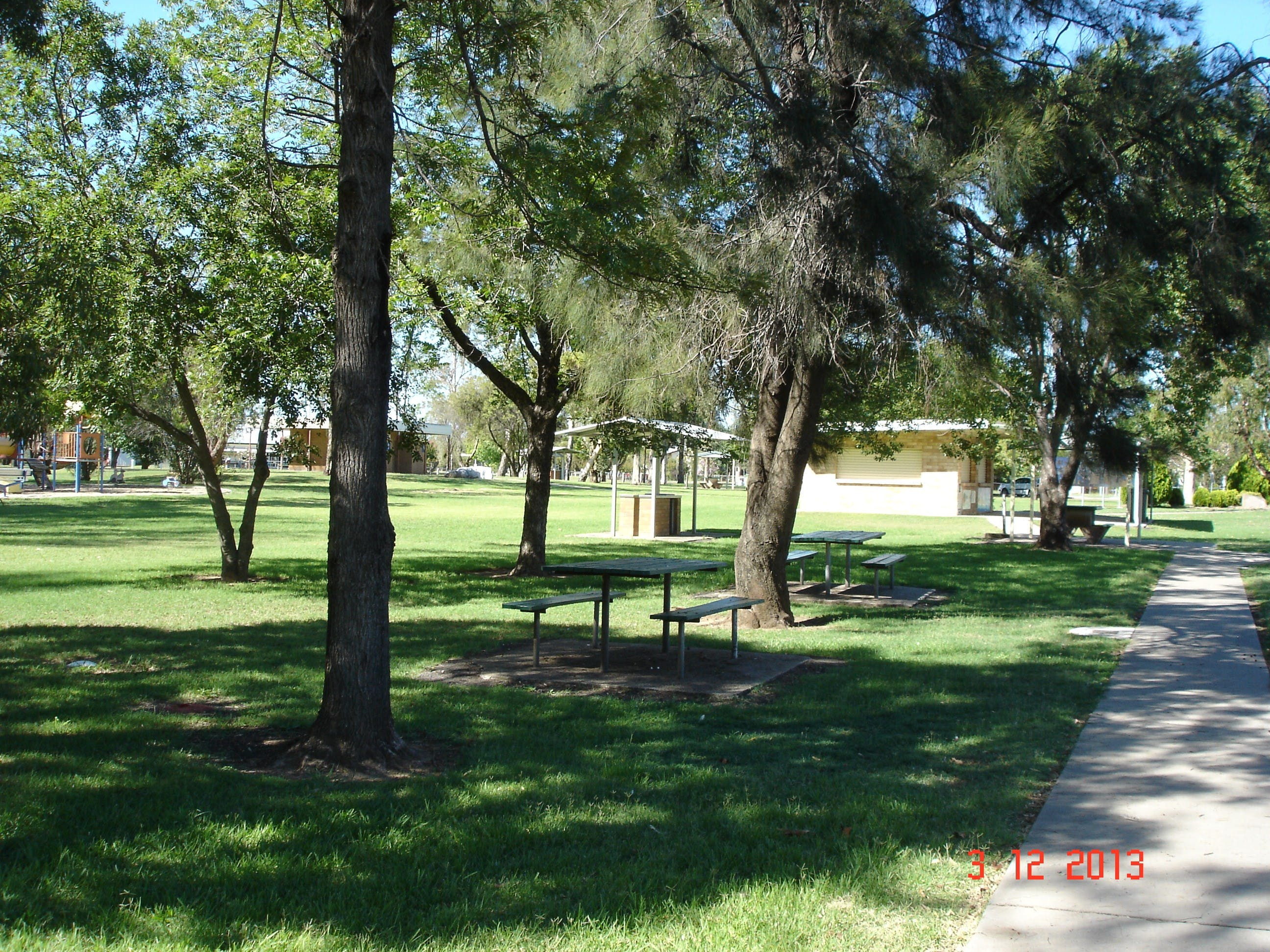 Inglewood Apex-Lions Park - Accommodation Coffs Harbour