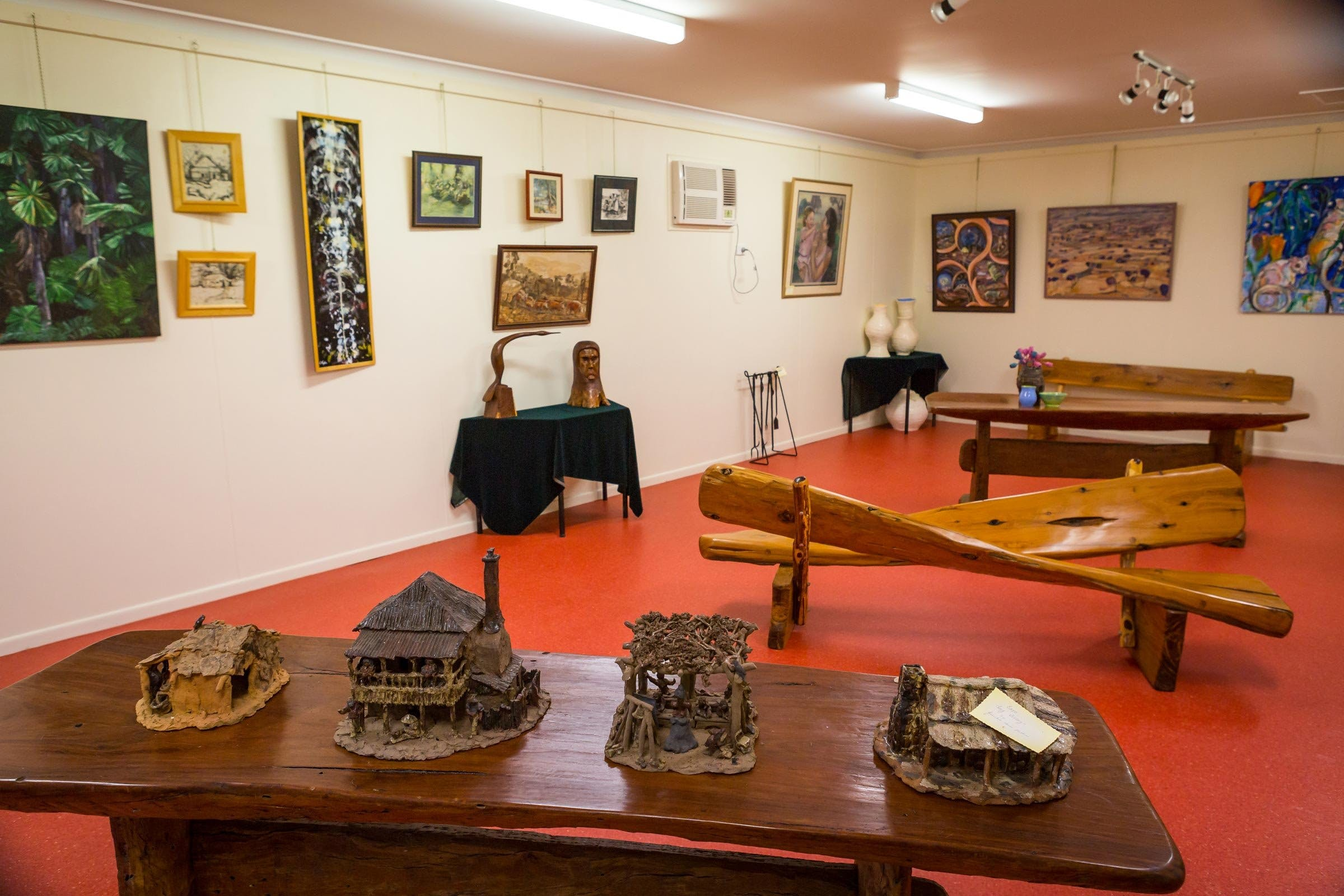 Jane Neville Rolfe Art Gallery - Accommodation Coffs Harbour