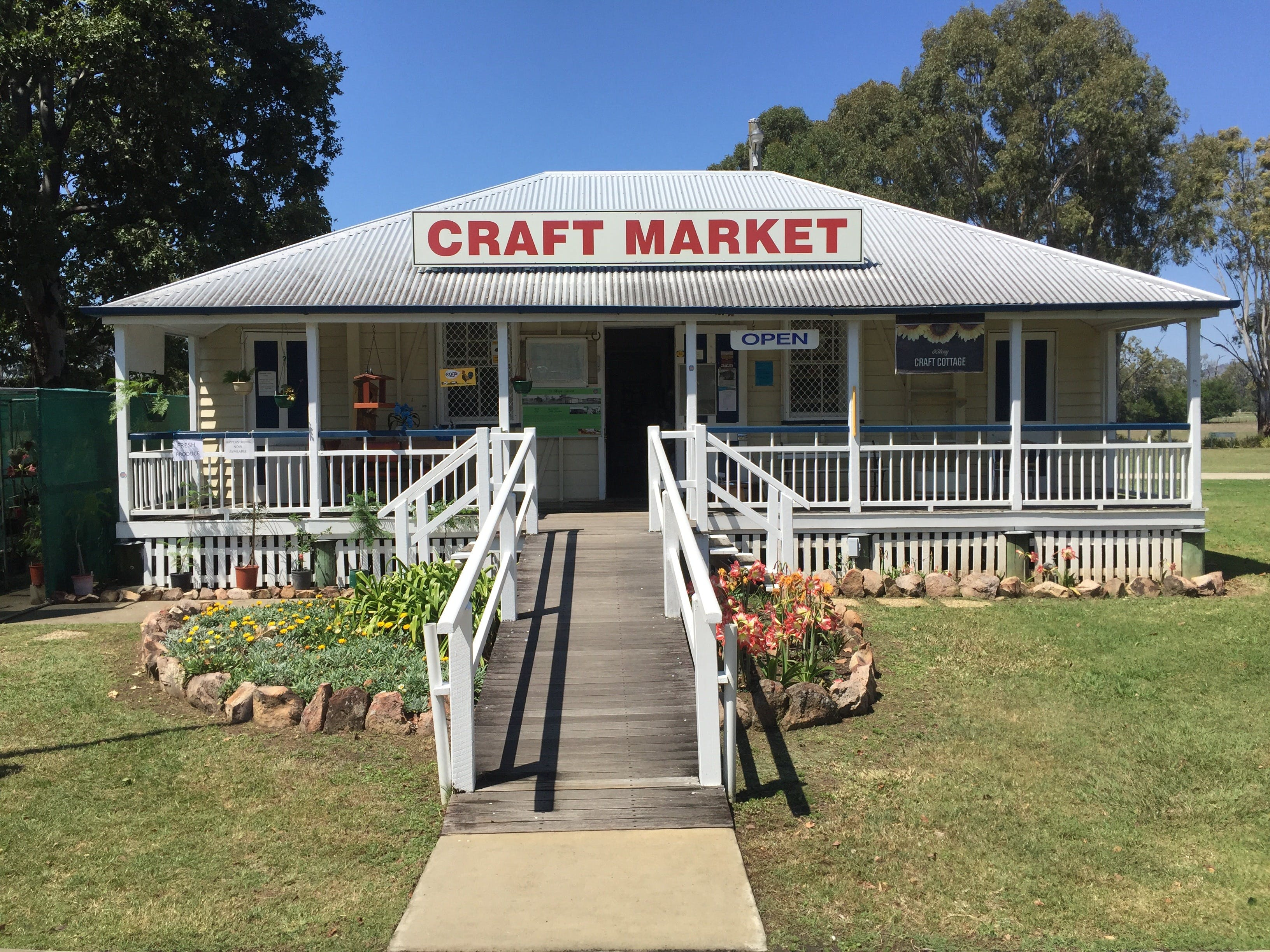 Kilcoy Craft Market - Accommodation Coffs Harbour
