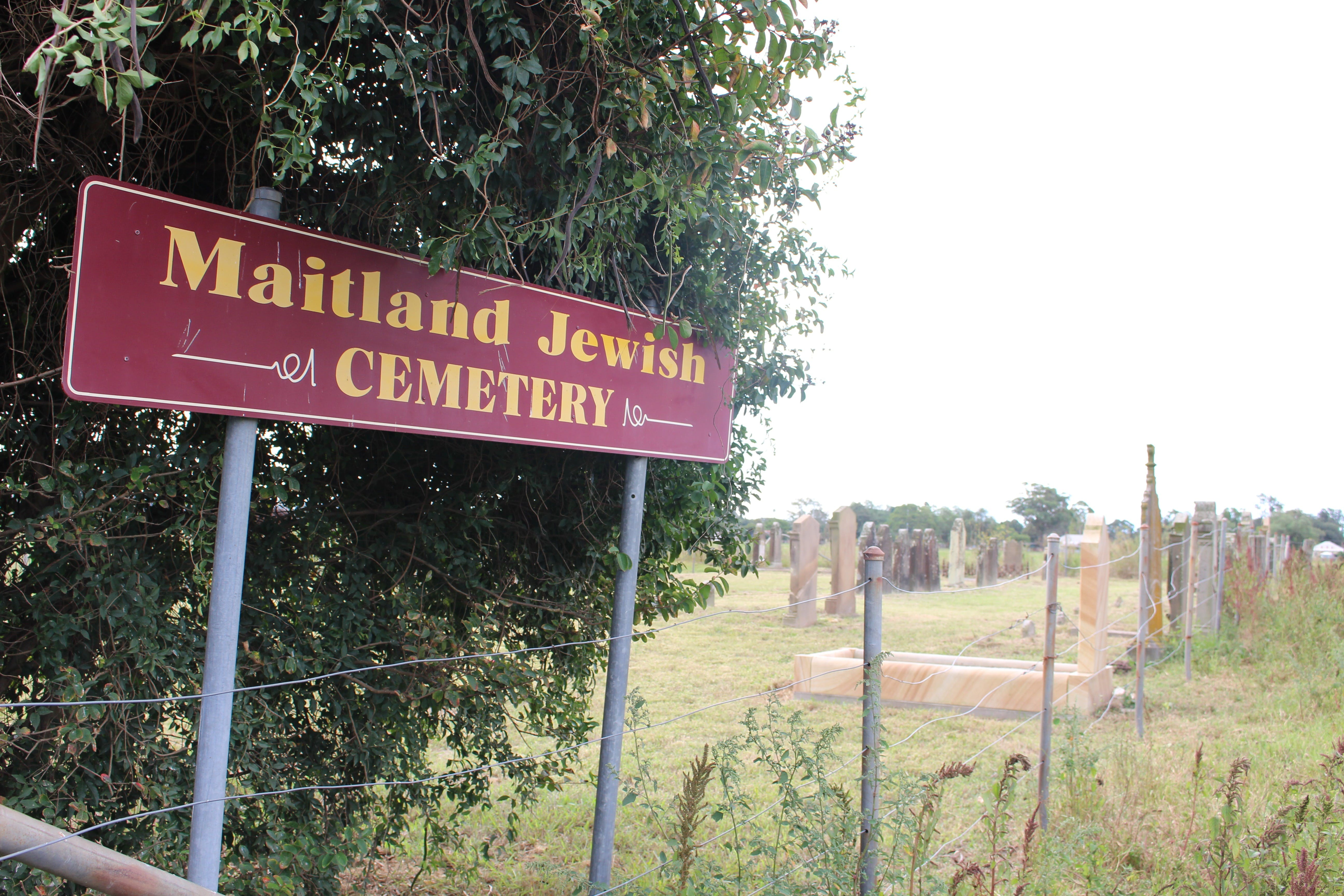 Maitland Jewish Cemetery - Accommodation Coffs Harbour