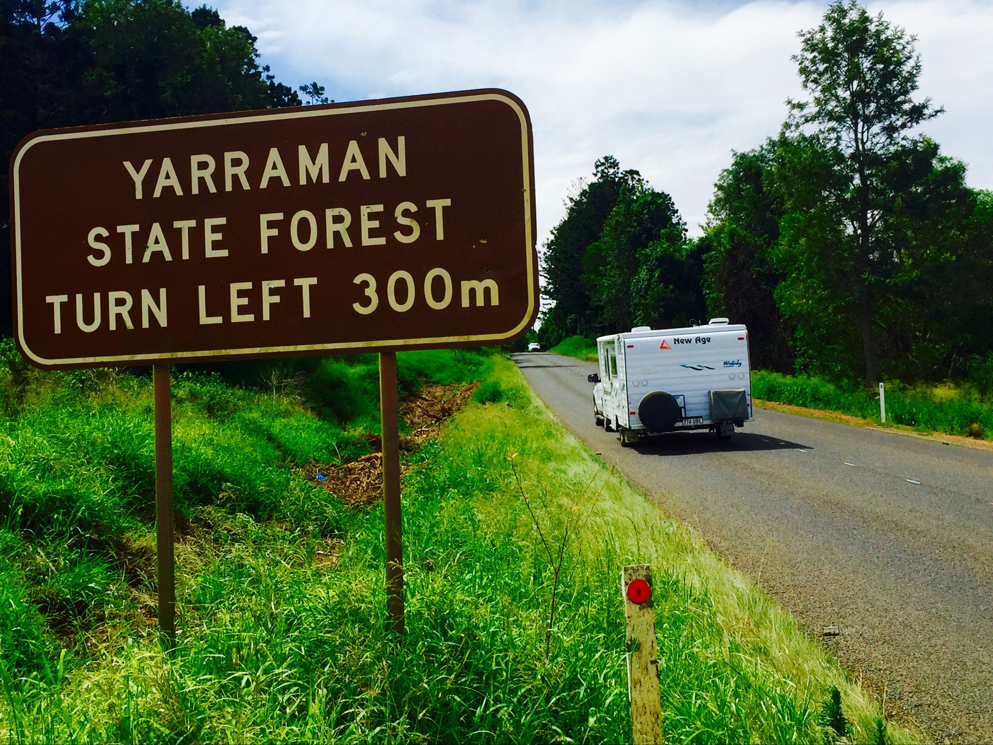 Yarraman - Accommodation Coffs Harbour