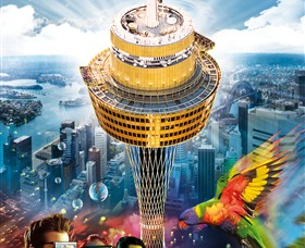 Sydney Tower Eye - Accommodation Coffs Harbour