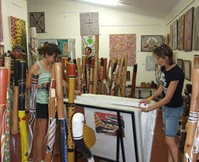 Top Didj and Art Gallery - Accommodation Coffs Harbour