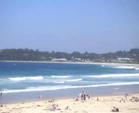 Mollymook Surf Beach - Accommodation Coffs Harbour