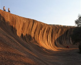 Wave Rock - Accommodation Coffs Harbour