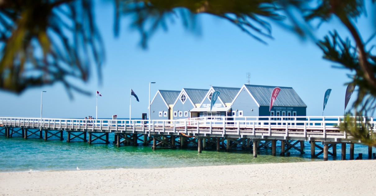 Busselton Jetty  Underwater Observatory Tour - Accommodation Coffs Harbour