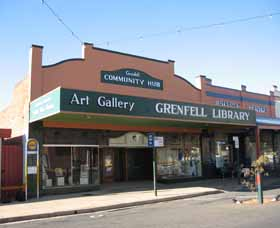 Grenfell Art Gallery - Accommodation Coffs Harbour
